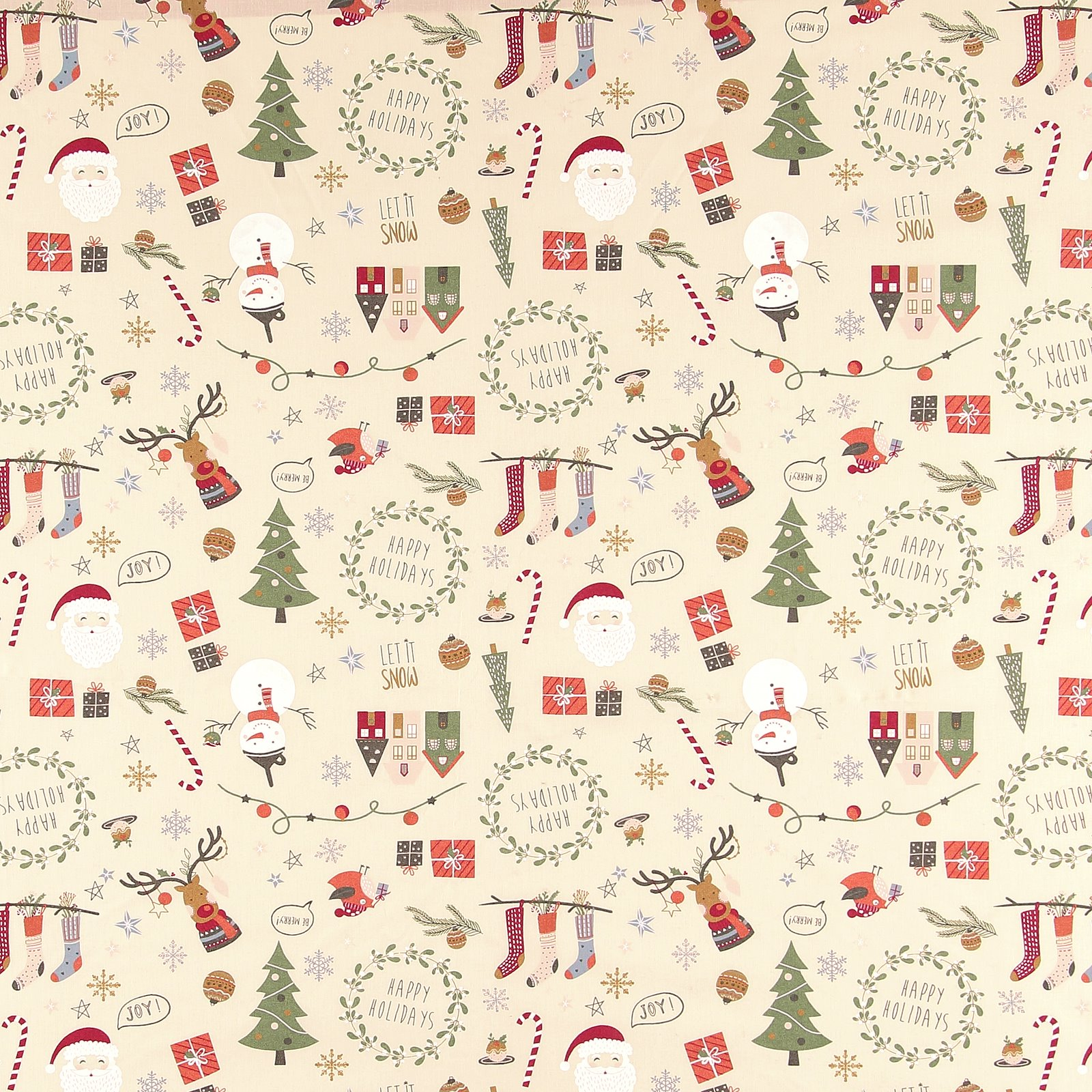Cotton beige with christmas pattern 790138_pack_sp