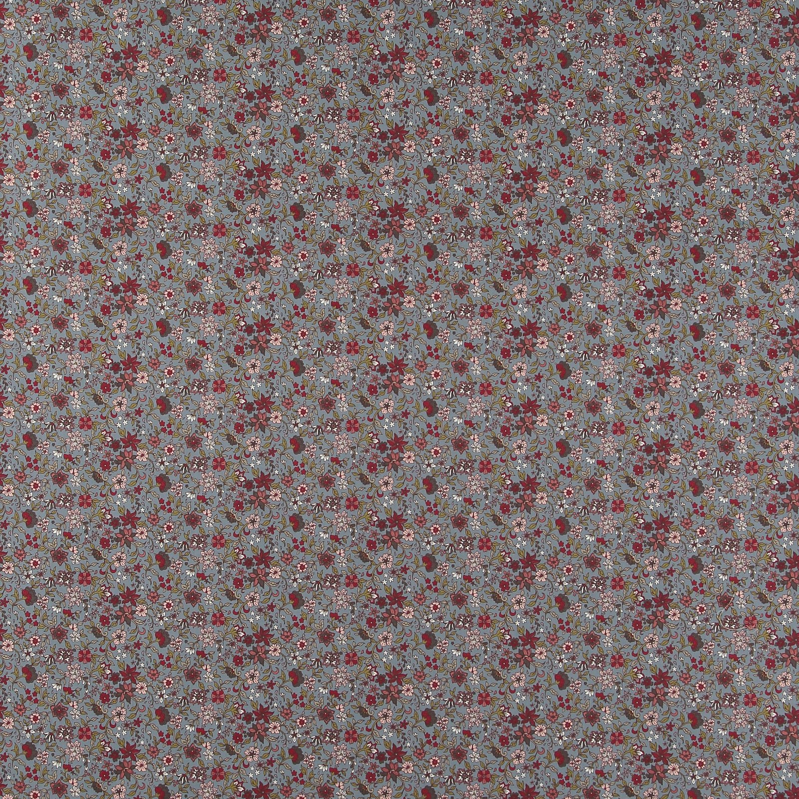 Cotton blue grey with flowers 852403_pack_sp