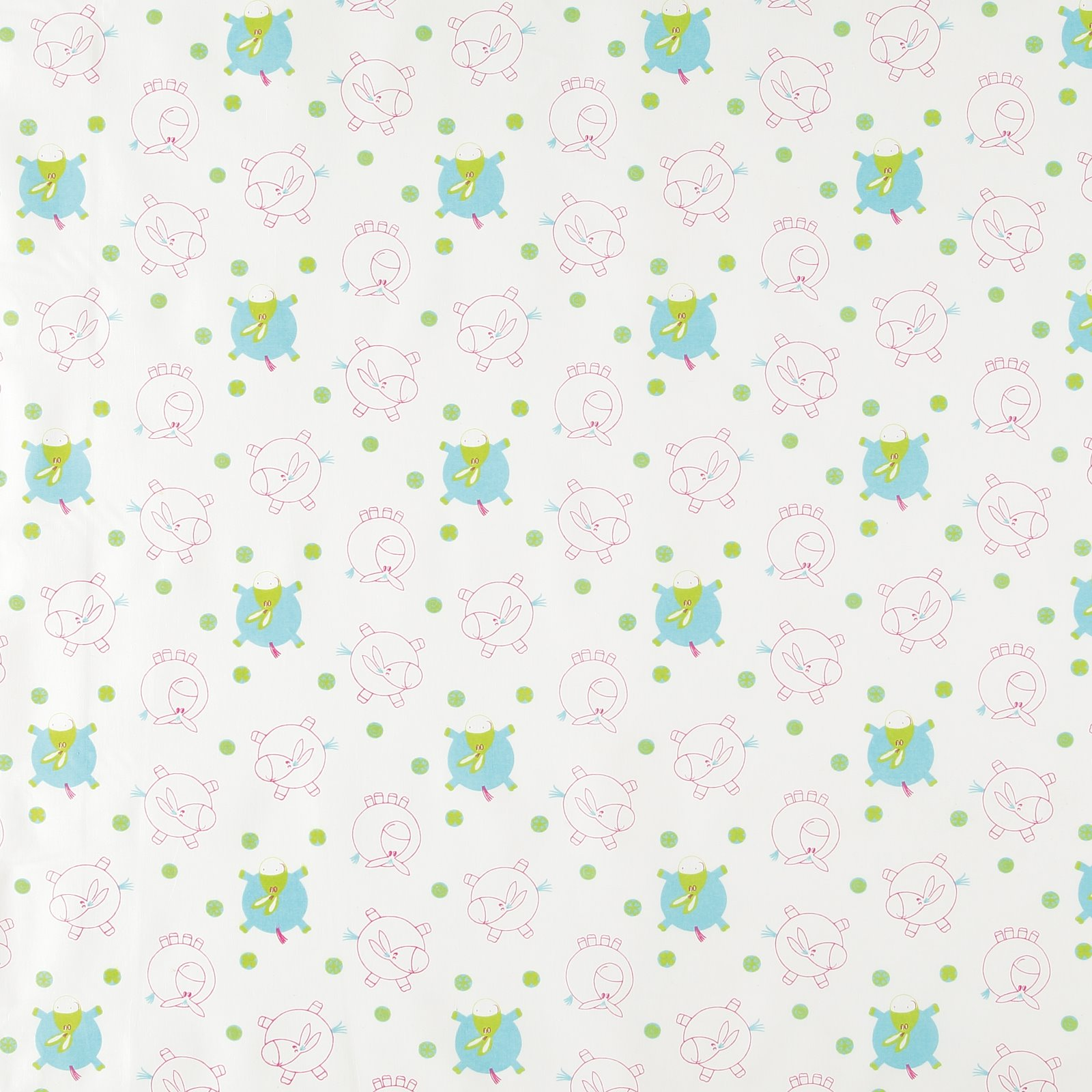 Cotton cream with turquoise donkey 780467_pack_sp