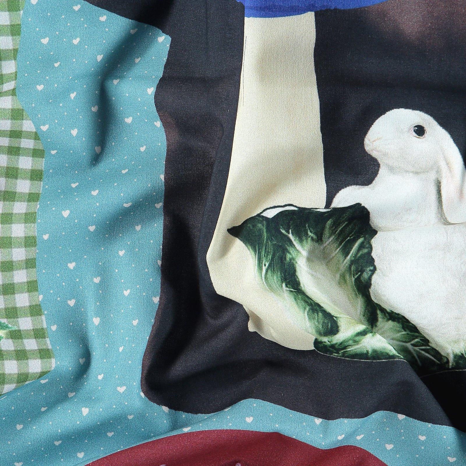 Cotton design piece 140 x 100 cm 94840_pack