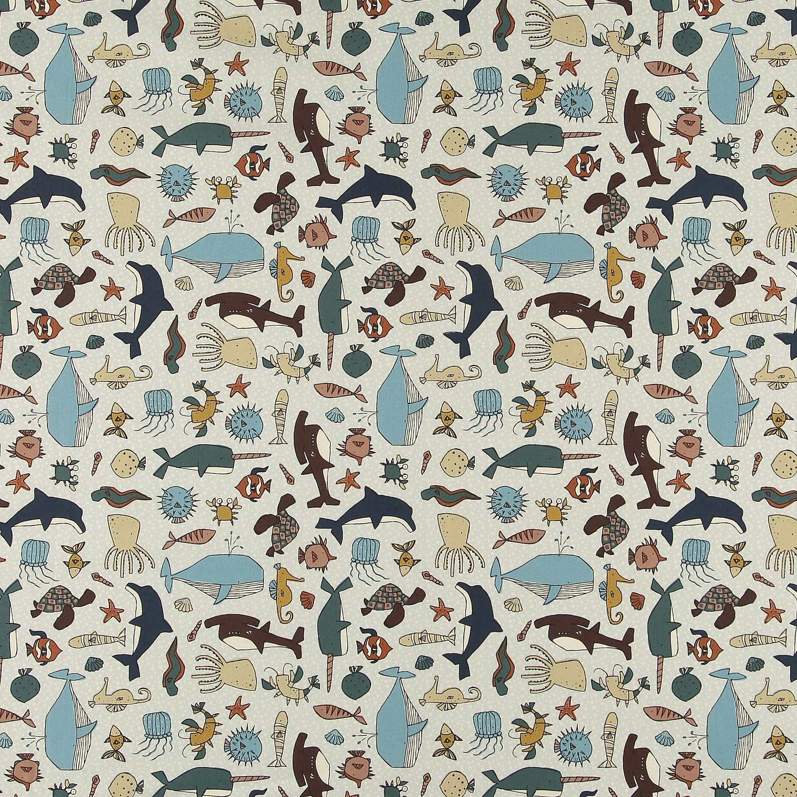 Cotton light grey with fish and dots 780372_pack_sp