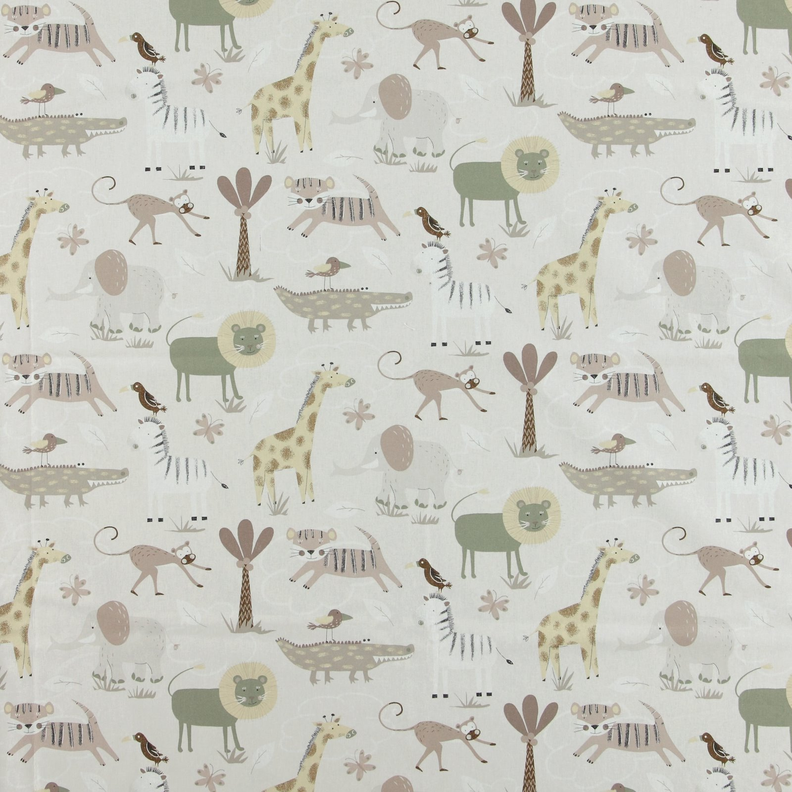 Cotton nature w animal from the jungle 780078_pack_sp
