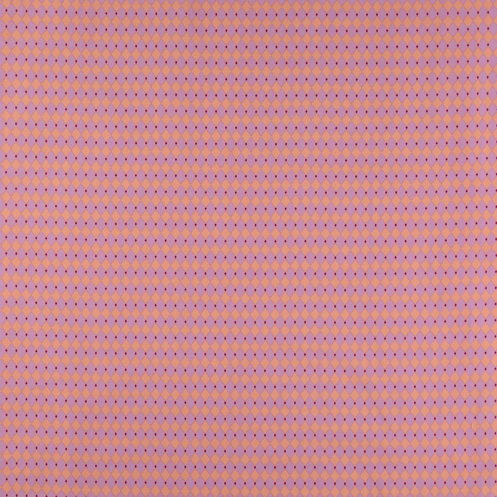 Cotton peach and violet diamonds 852410_pack_sp
