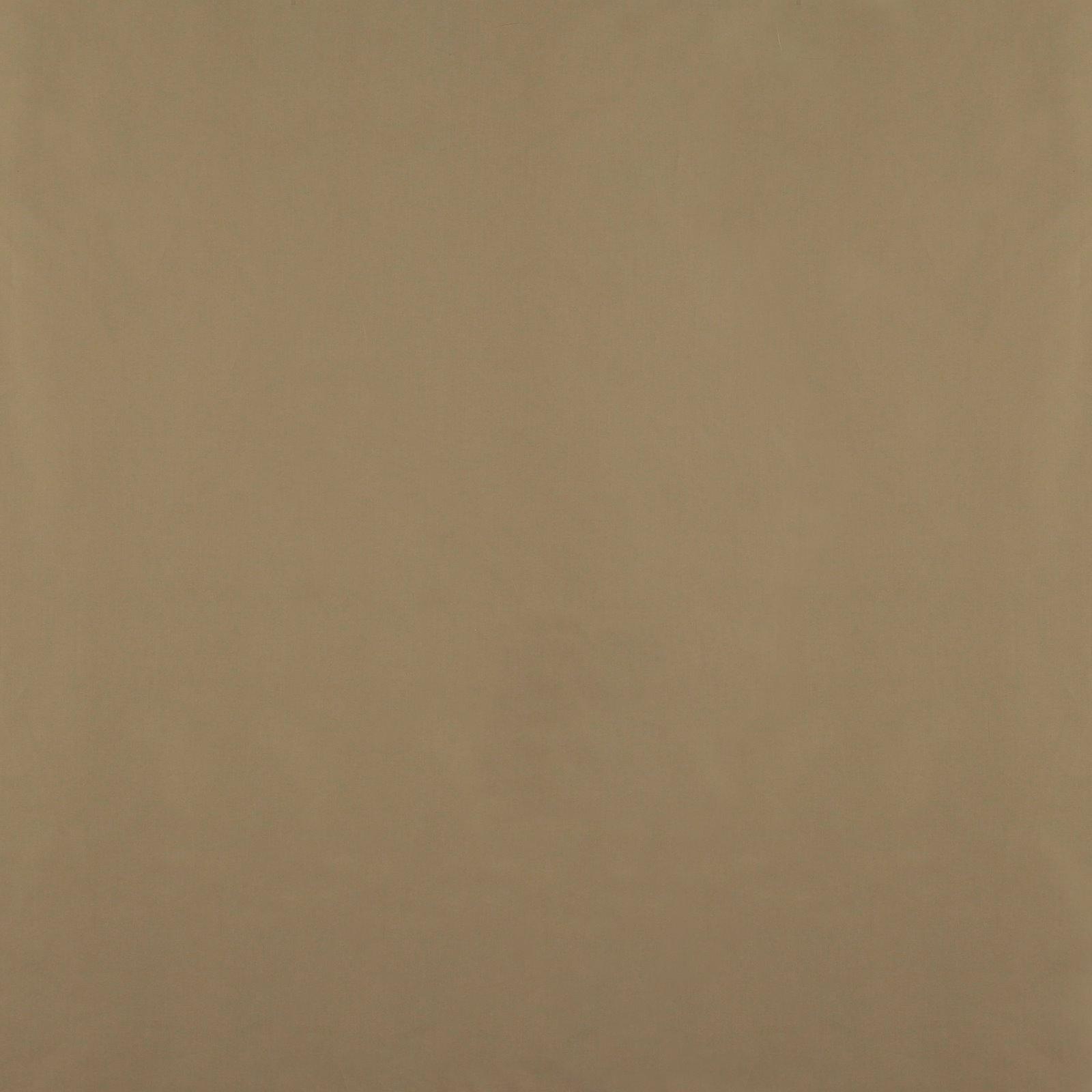 Cotton poplin dark beige 540120_pack_solid