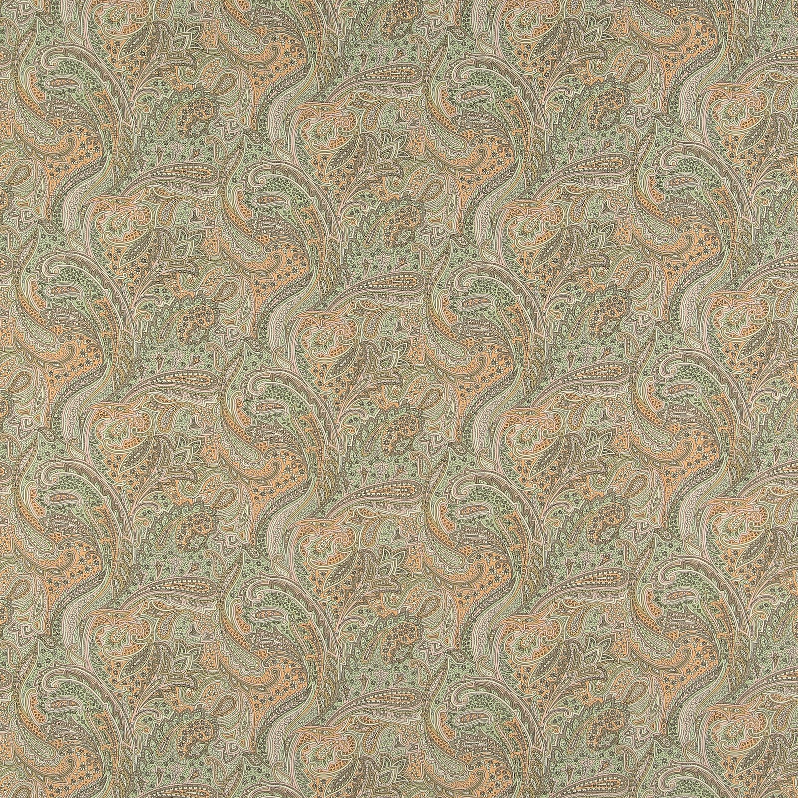 Cotton poplin sand with paisley print 540116_pack_sp