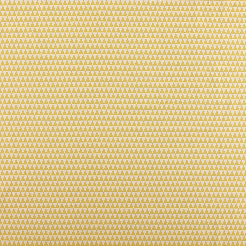 Cotton unbleached/curry triangles 790019_pack_sp