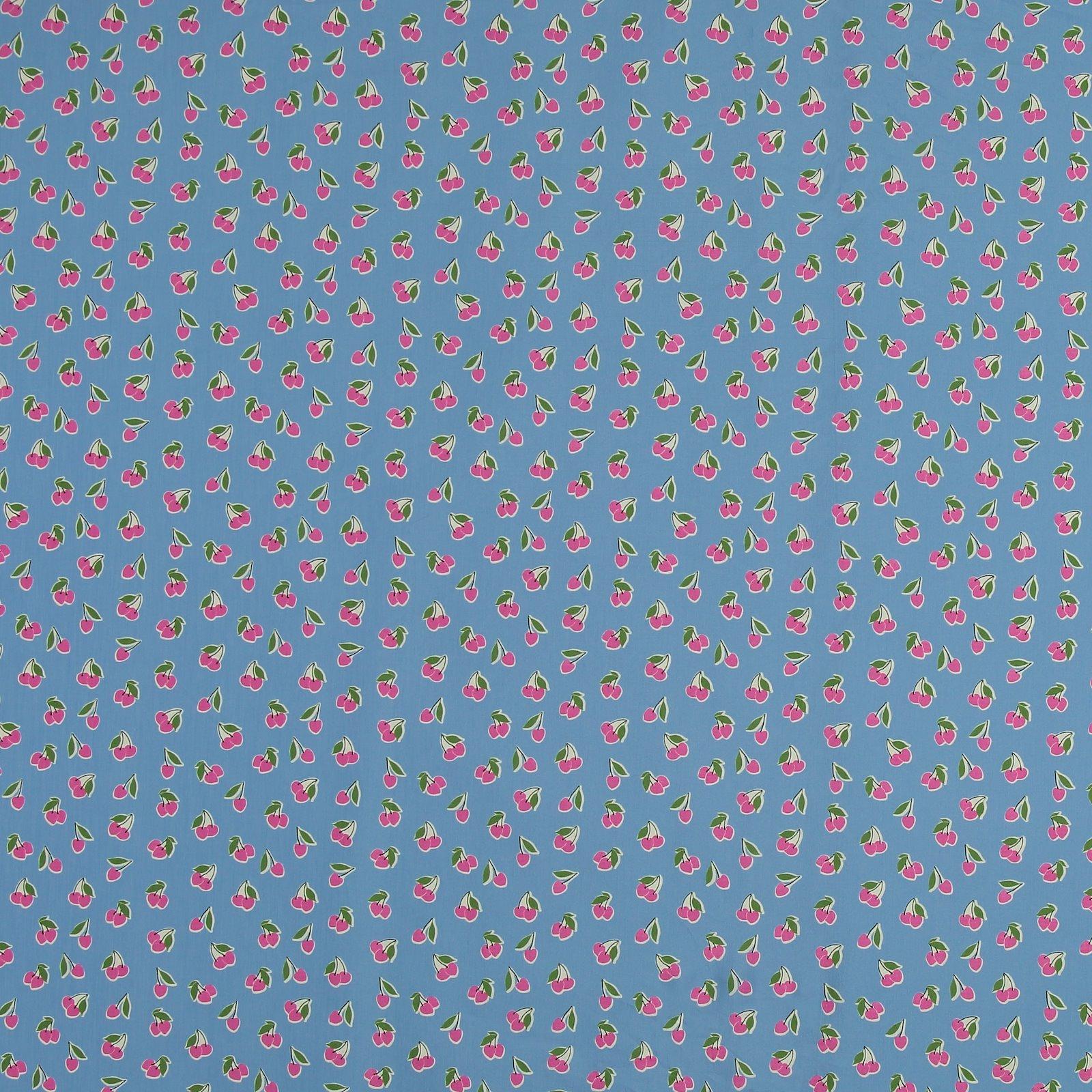 Cotton/viscose cobalt blue with cherry 501874_pack_sp