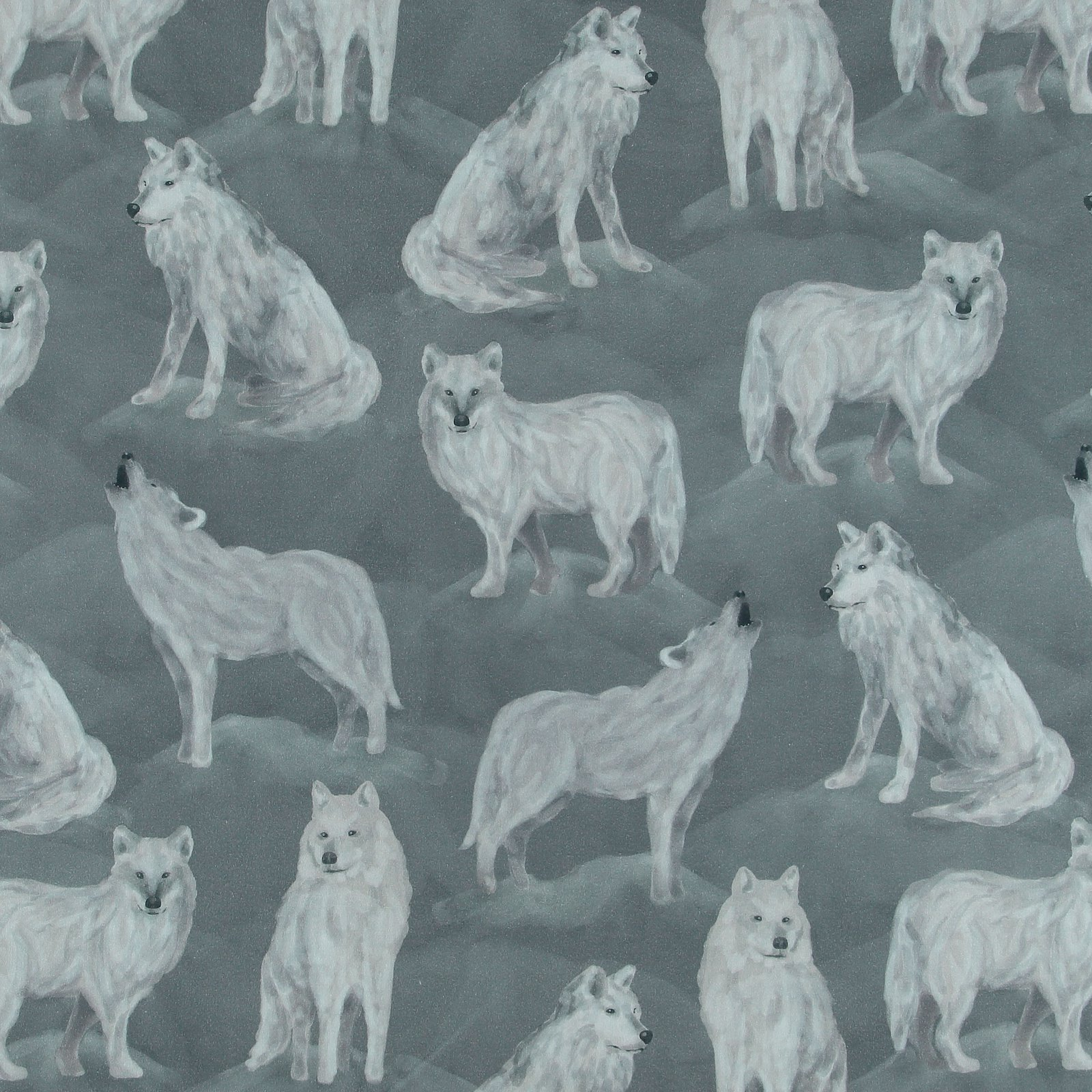 Cotton warm grey with wolfs 780569_pack_sp