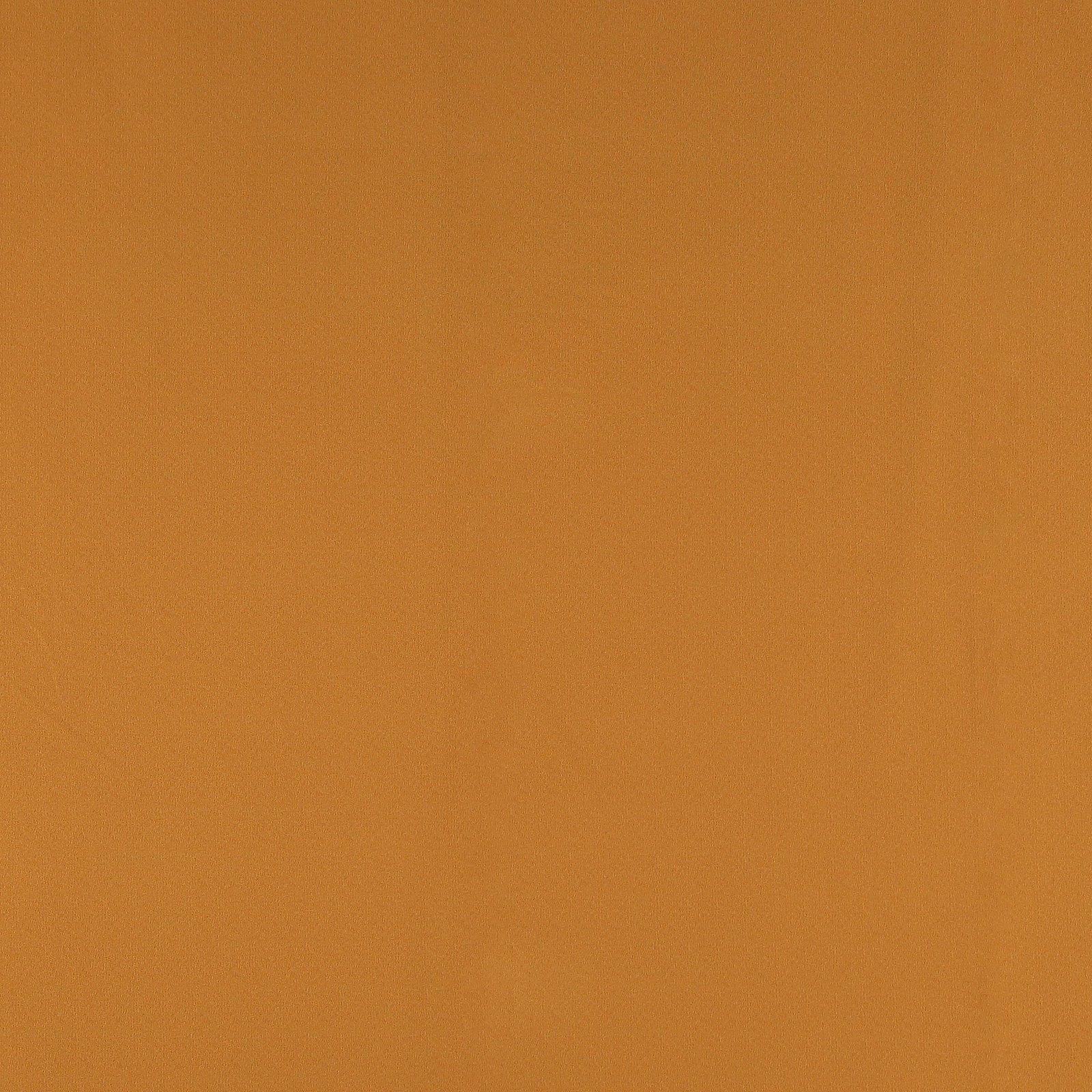 Crepe georgette warm dark yellow 501713_pack_solid