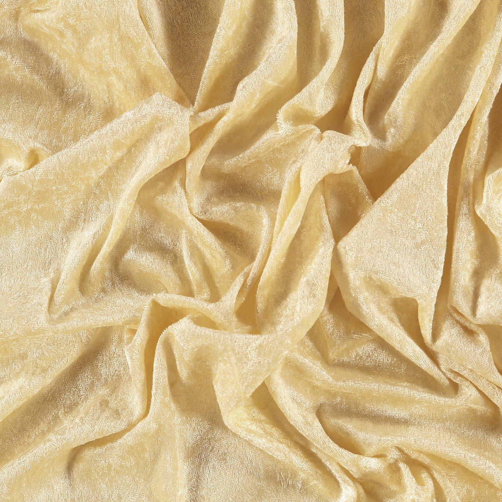 Crushed velvet light yellow 250717_pack