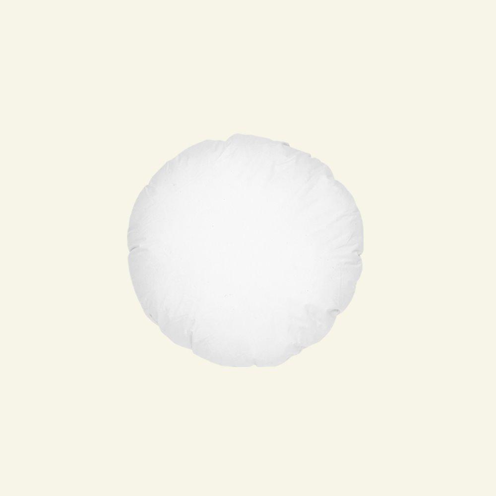 Cushion w/fibre filling Ø55 white 38000005_pack