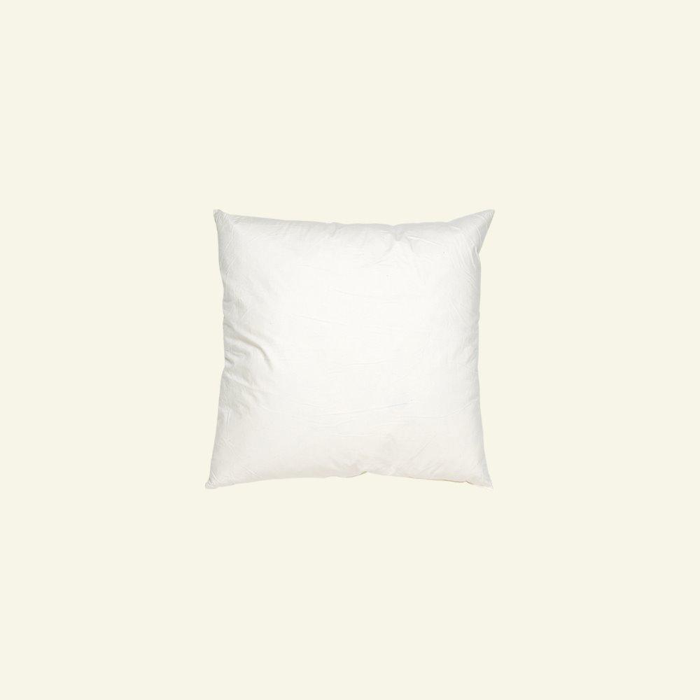 Cushion w/nature filling 40x40cm creme 38070040_pack