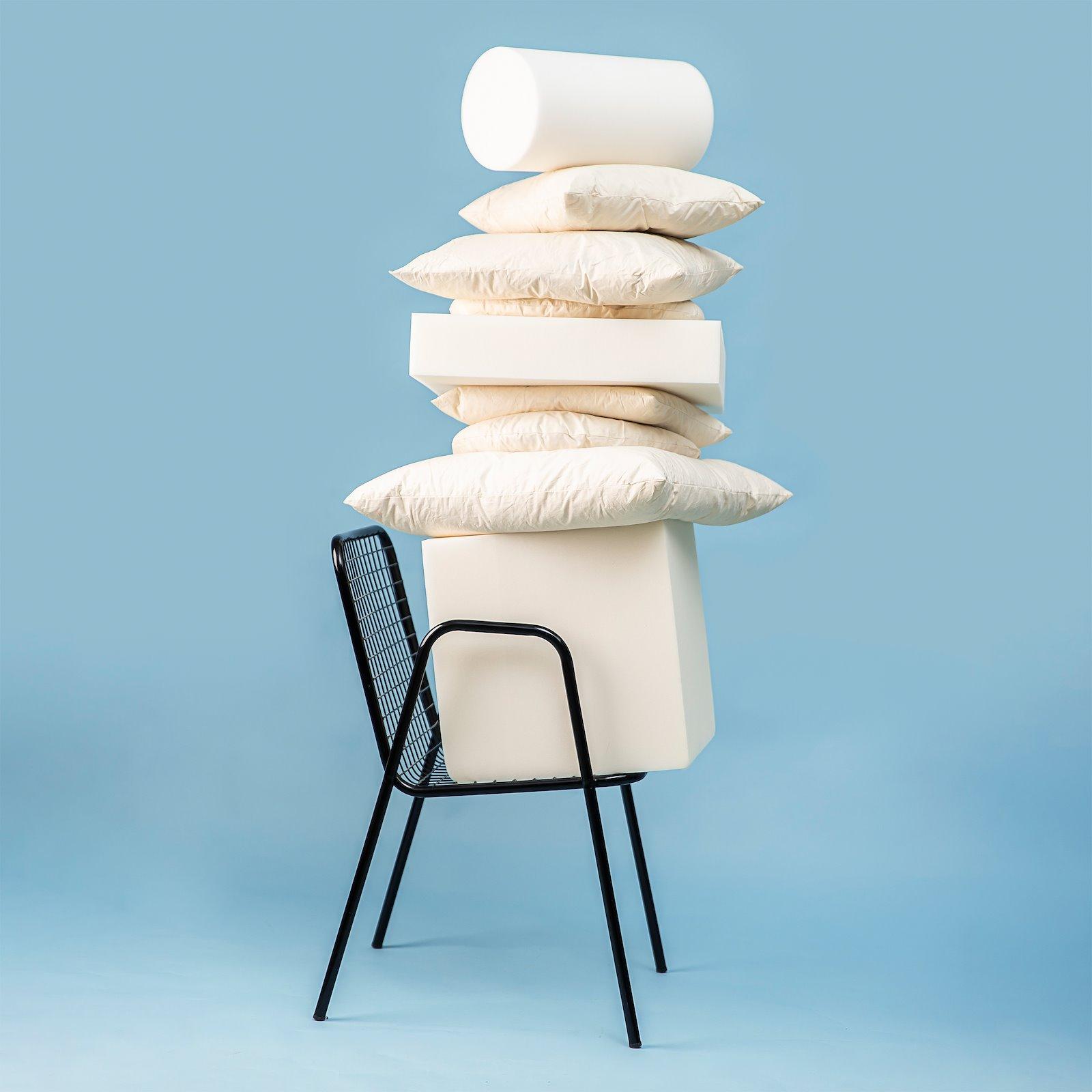 Cushion w/nature filling 50x50cm creme 38080061_38080002_38098050_38070048_38070045_38070061_38070050_38070060_bundle