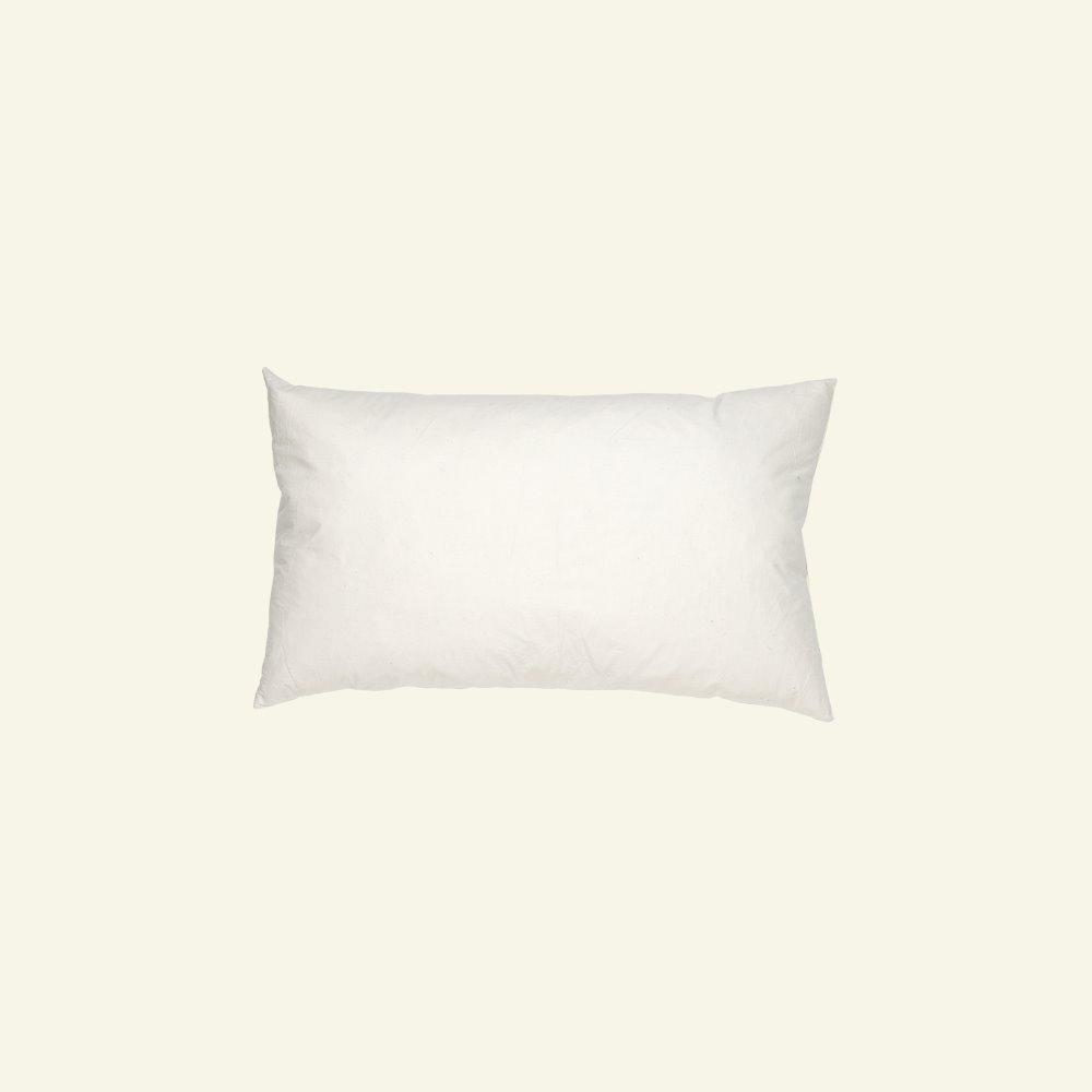 Cushion w/nature filling 60x35cm creme 38070060_pack