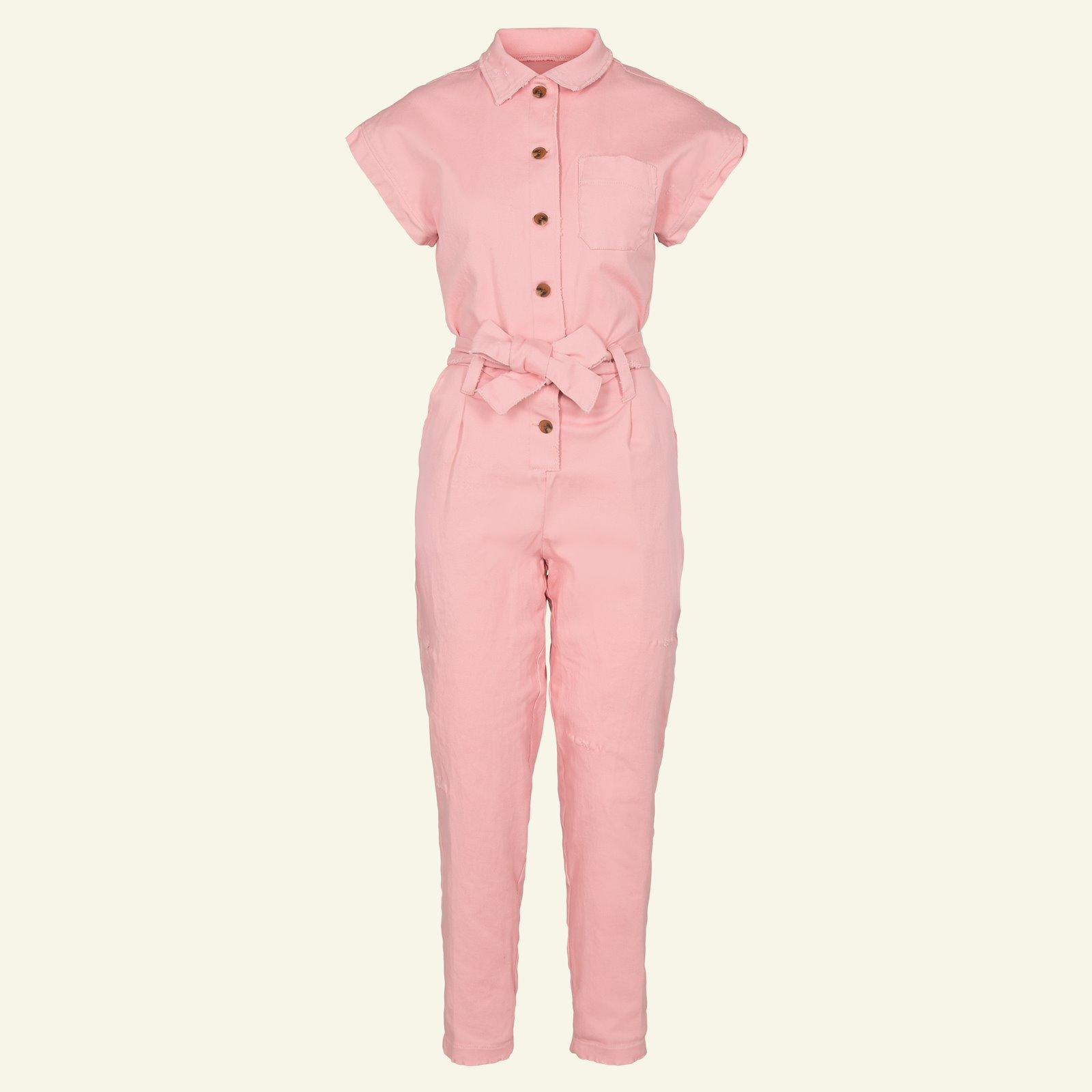 Denim w stretch dusty pink  9,5oz p20055_460856_sskit