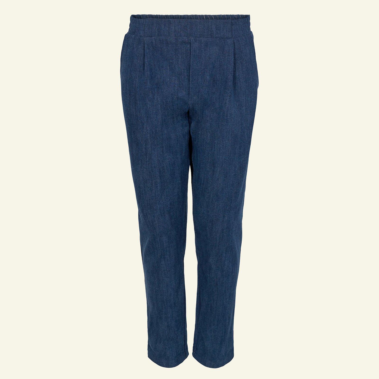 Denim with stretch 10,5 OZ denim blue p60033_460851_sskit