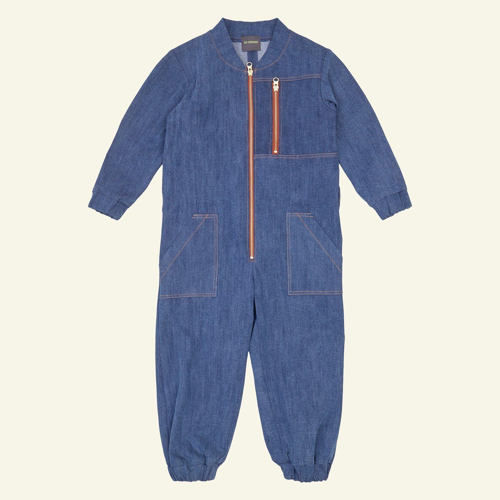 Denim with stretch 10,5 OZ denim blue p65022_460851_sskit
