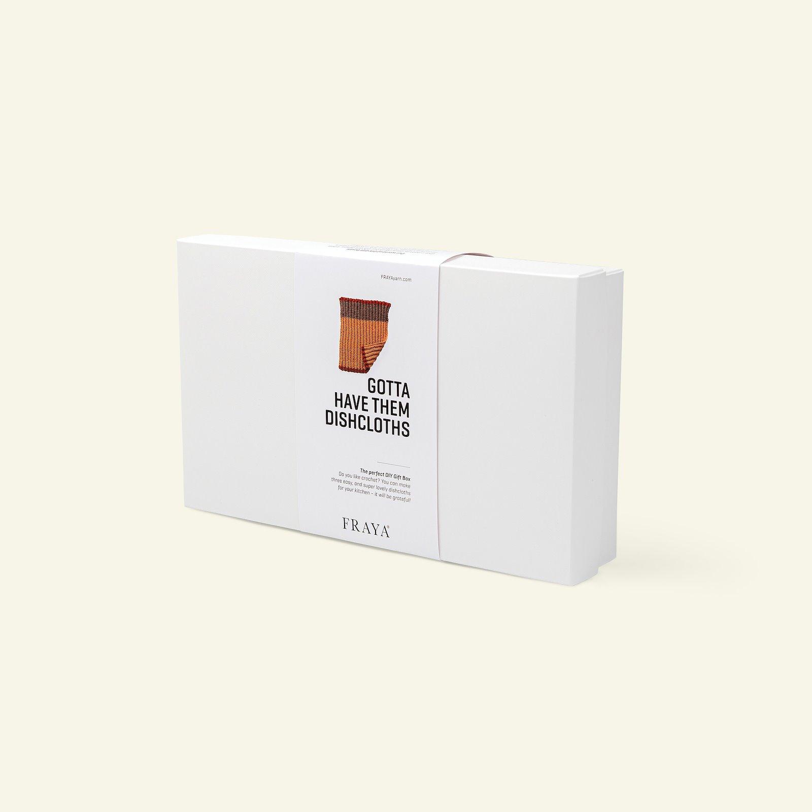 DIY Gift Box clean lines dishtowel DIY25_pack