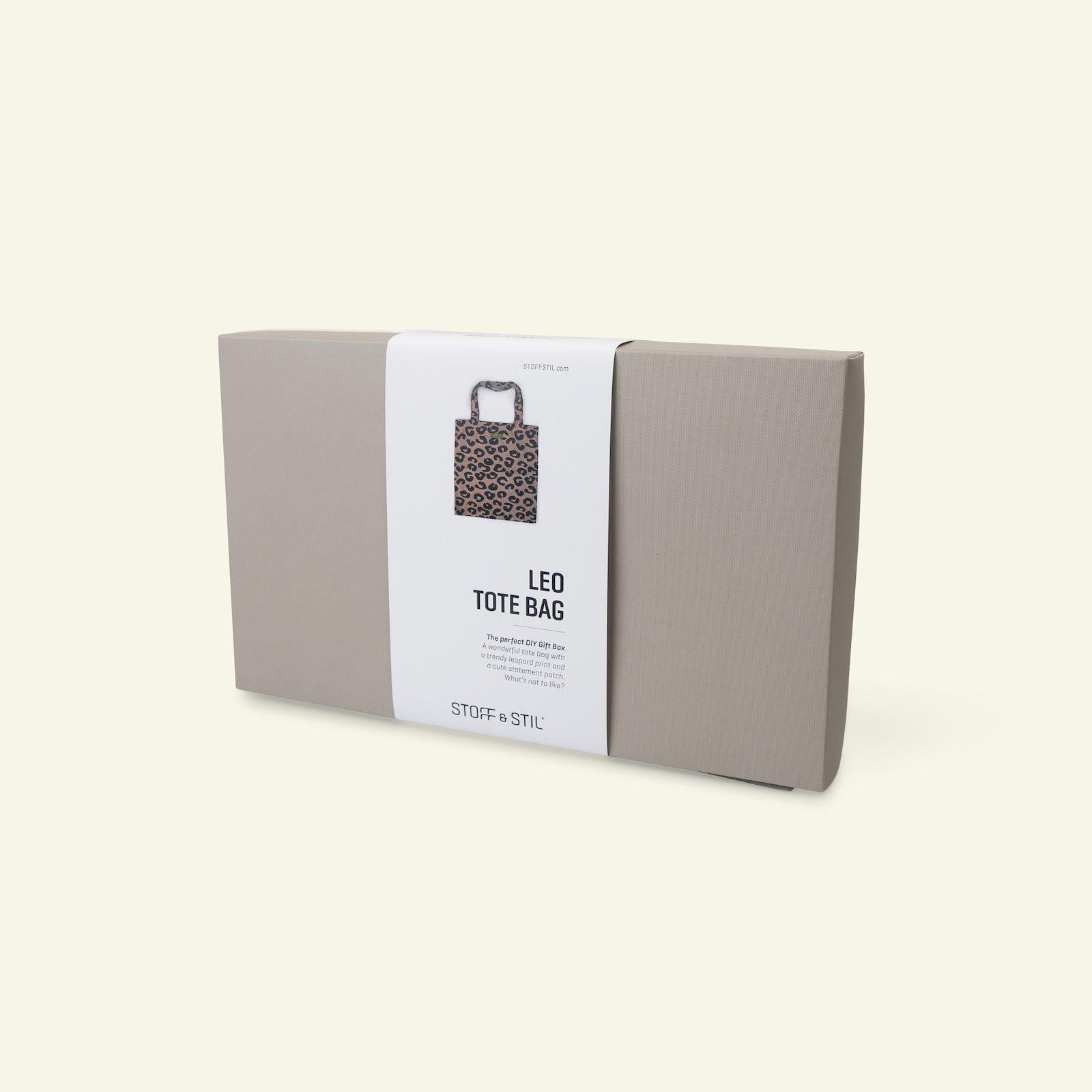 DIY Gift Box tote bag DIY27_pack