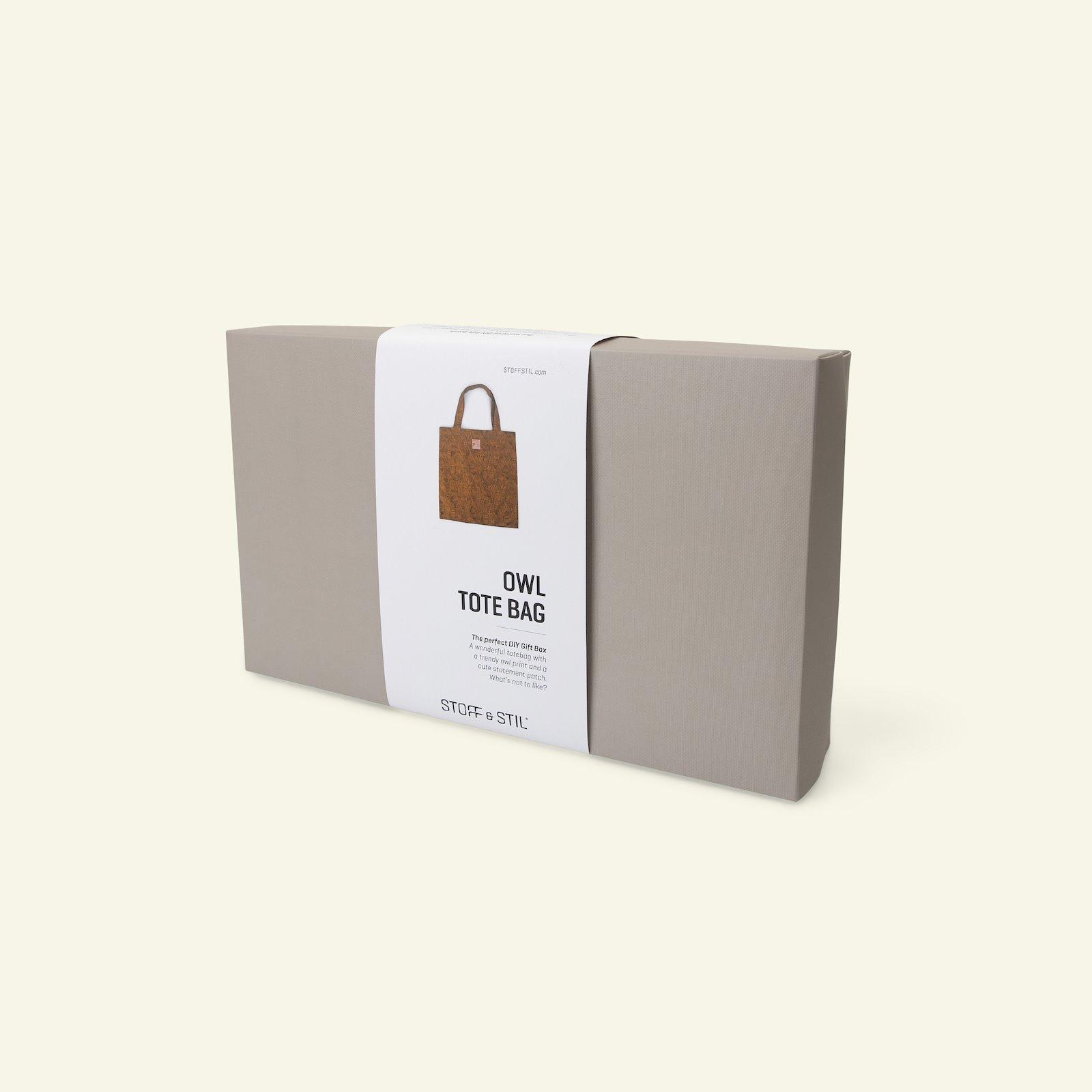 DIY Gift Box tote bag DIY28_pack