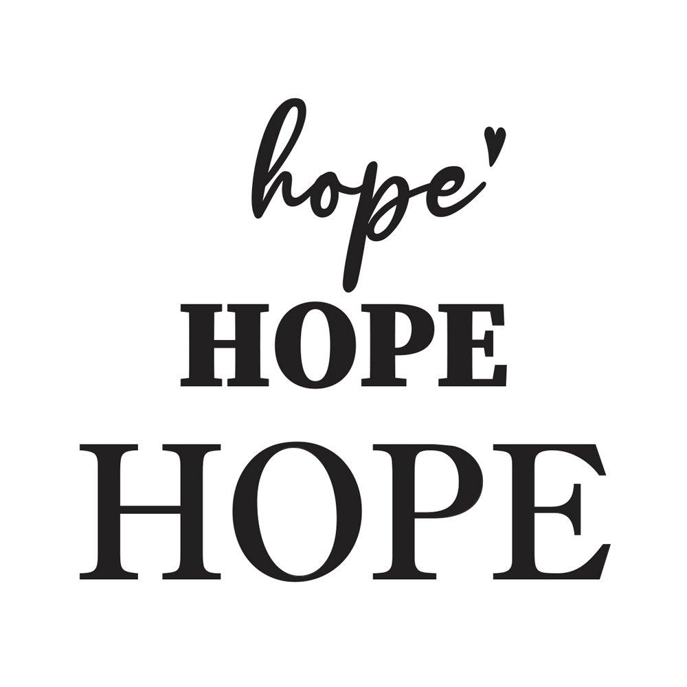 Hope template