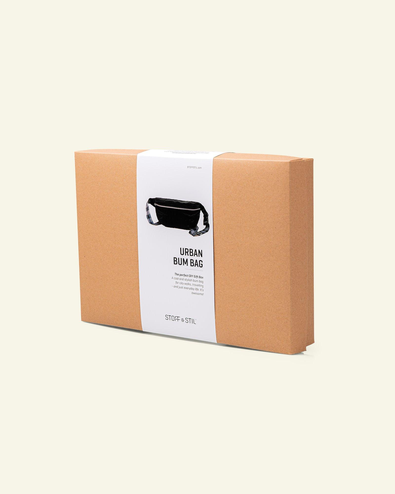 DIY Gift Box bum bag