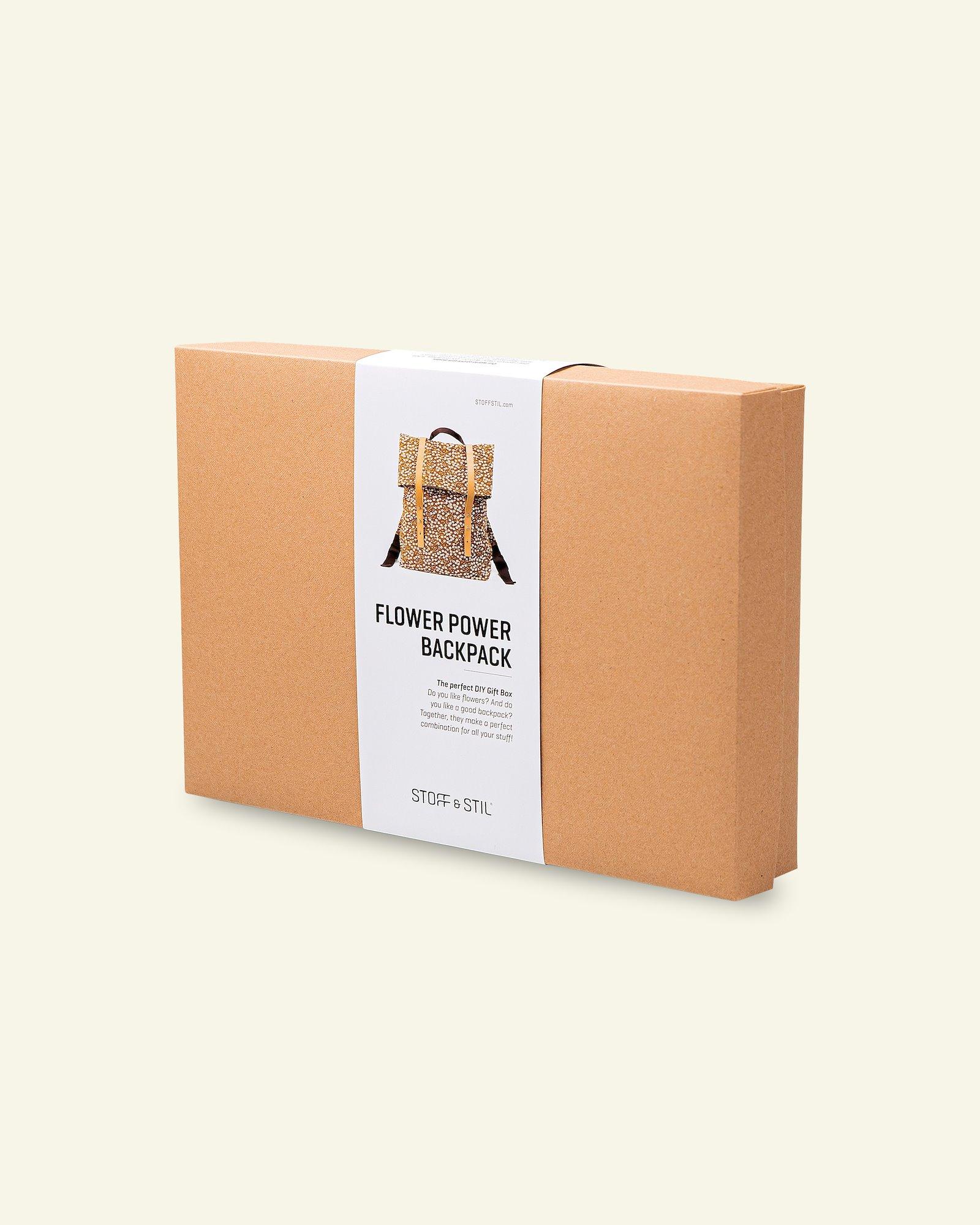 DIY Gift Box rucksack