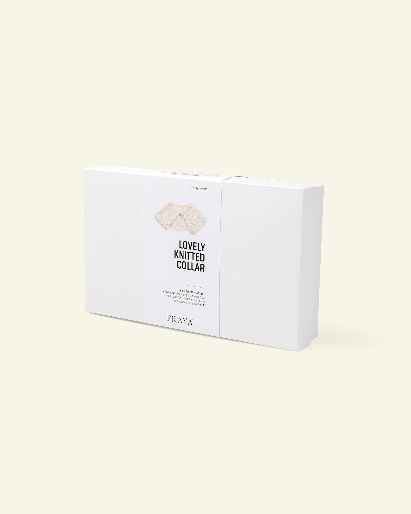 DIY Gift Box strickkragen