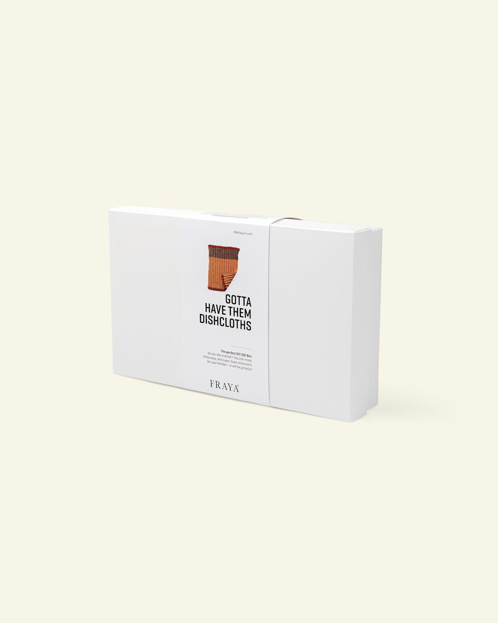 DIY Gift Box Geschirrhandtuch