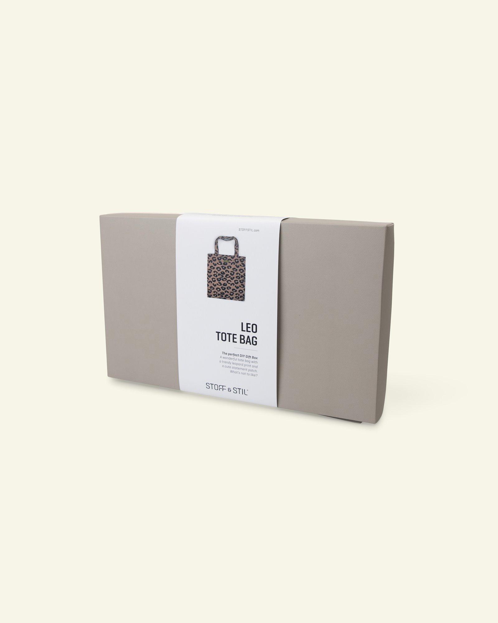 DIY Gift Box tote bag