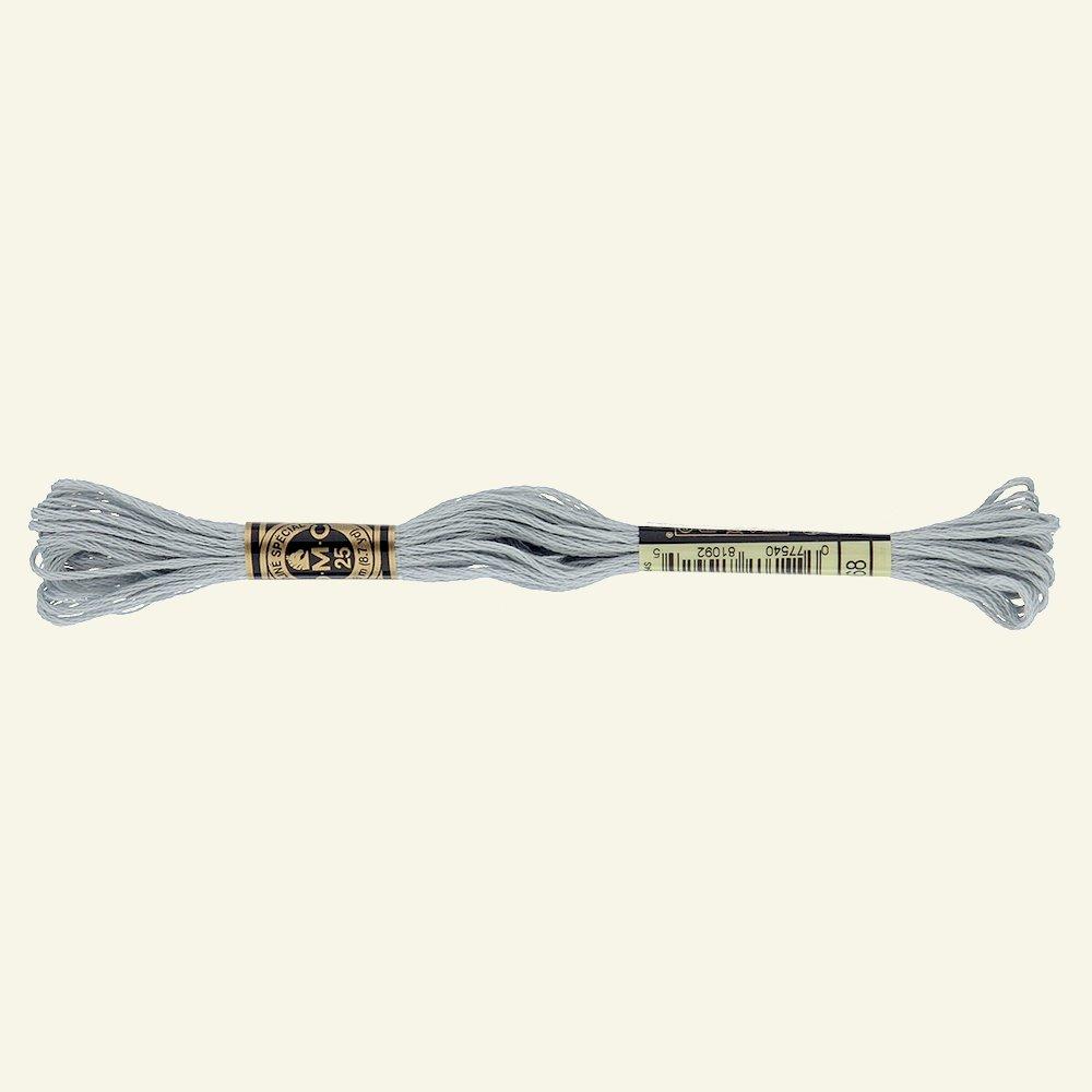 DMC embroidery yarn 168 light grey 8m 35240_pack