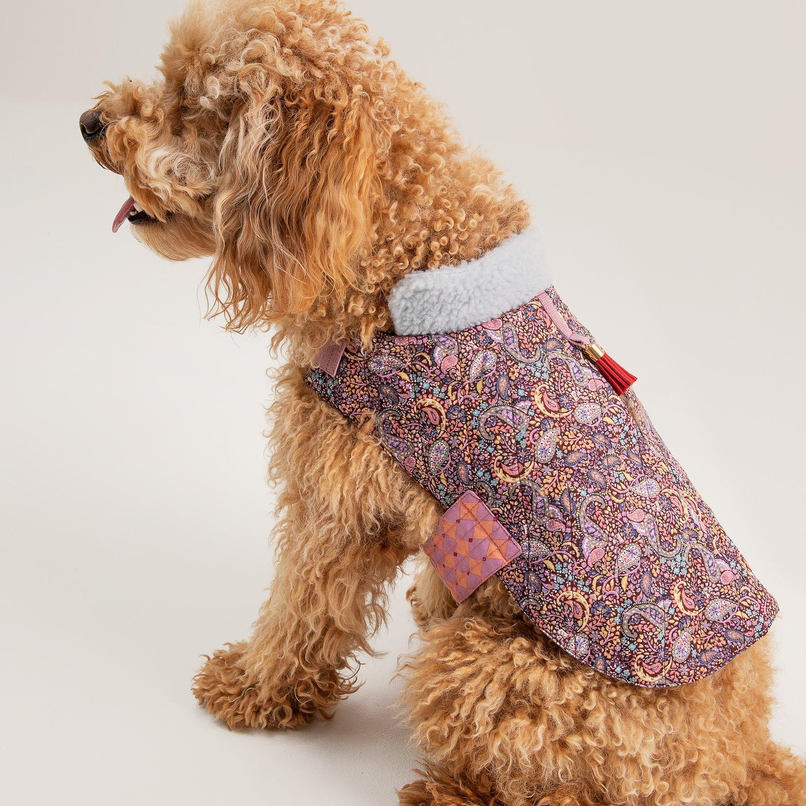 Dog coat p90346_852409_852410_780542_910281_22303_22307_30040_45201_sskit