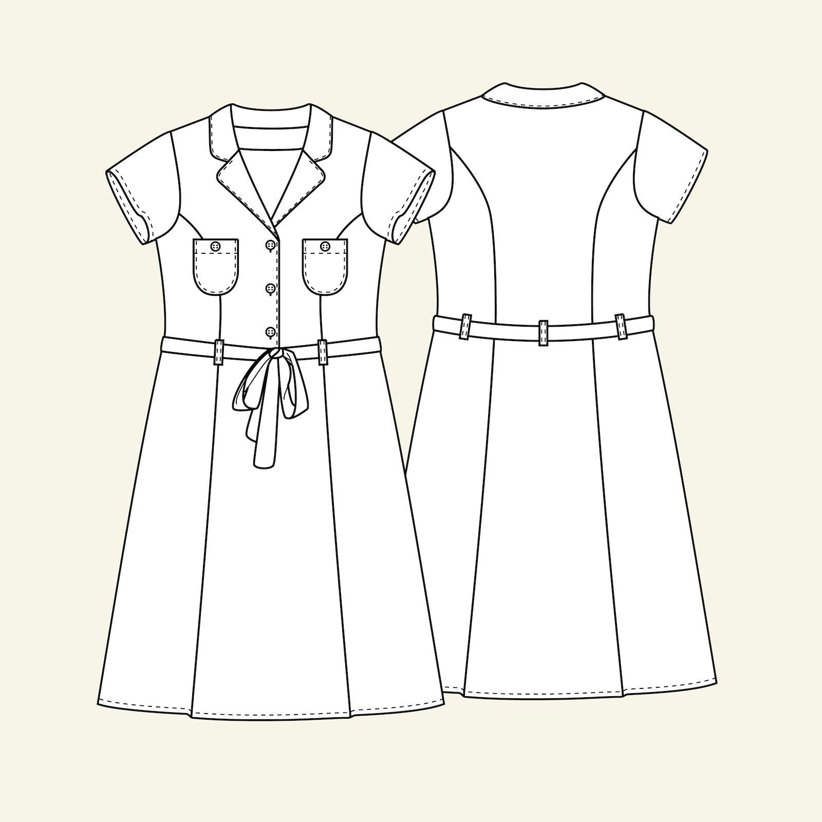 Dress, 38/10 p23075_pack