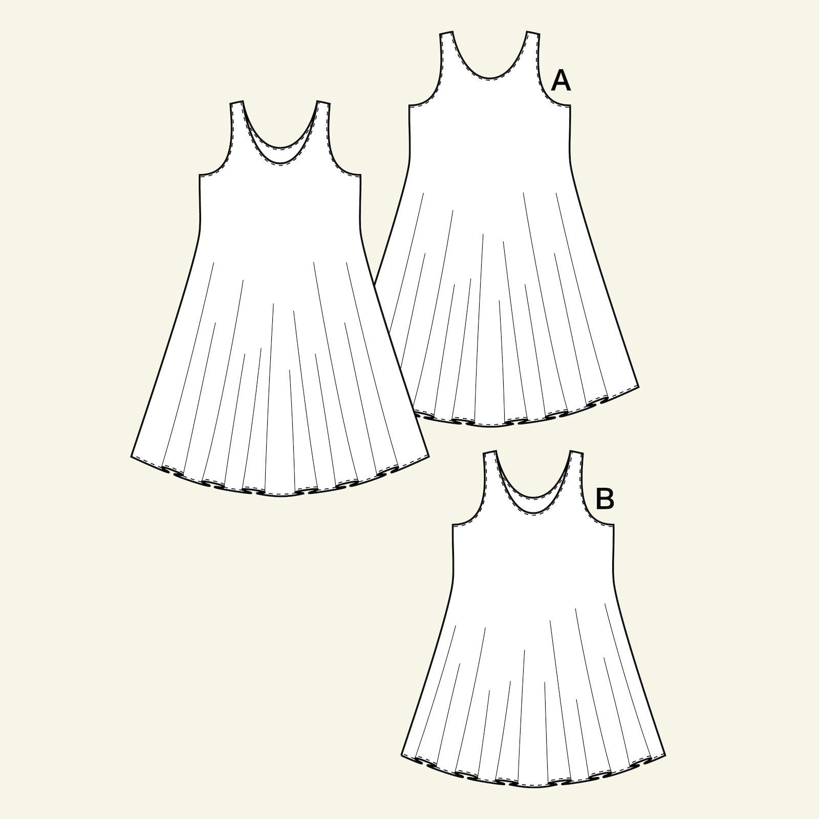 Dress, 38/10 p23138_pack