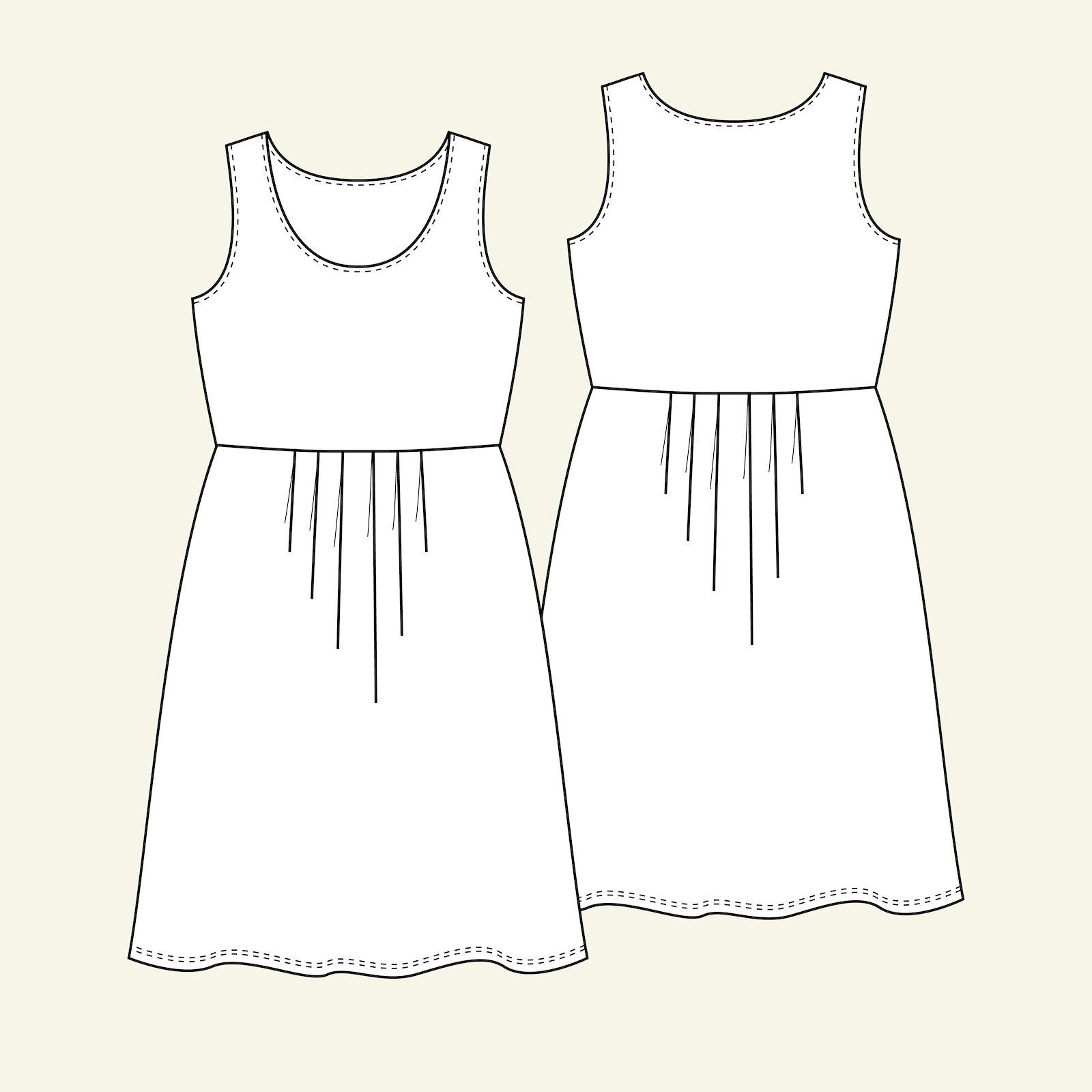 Dress, 44/16 p23118_pack