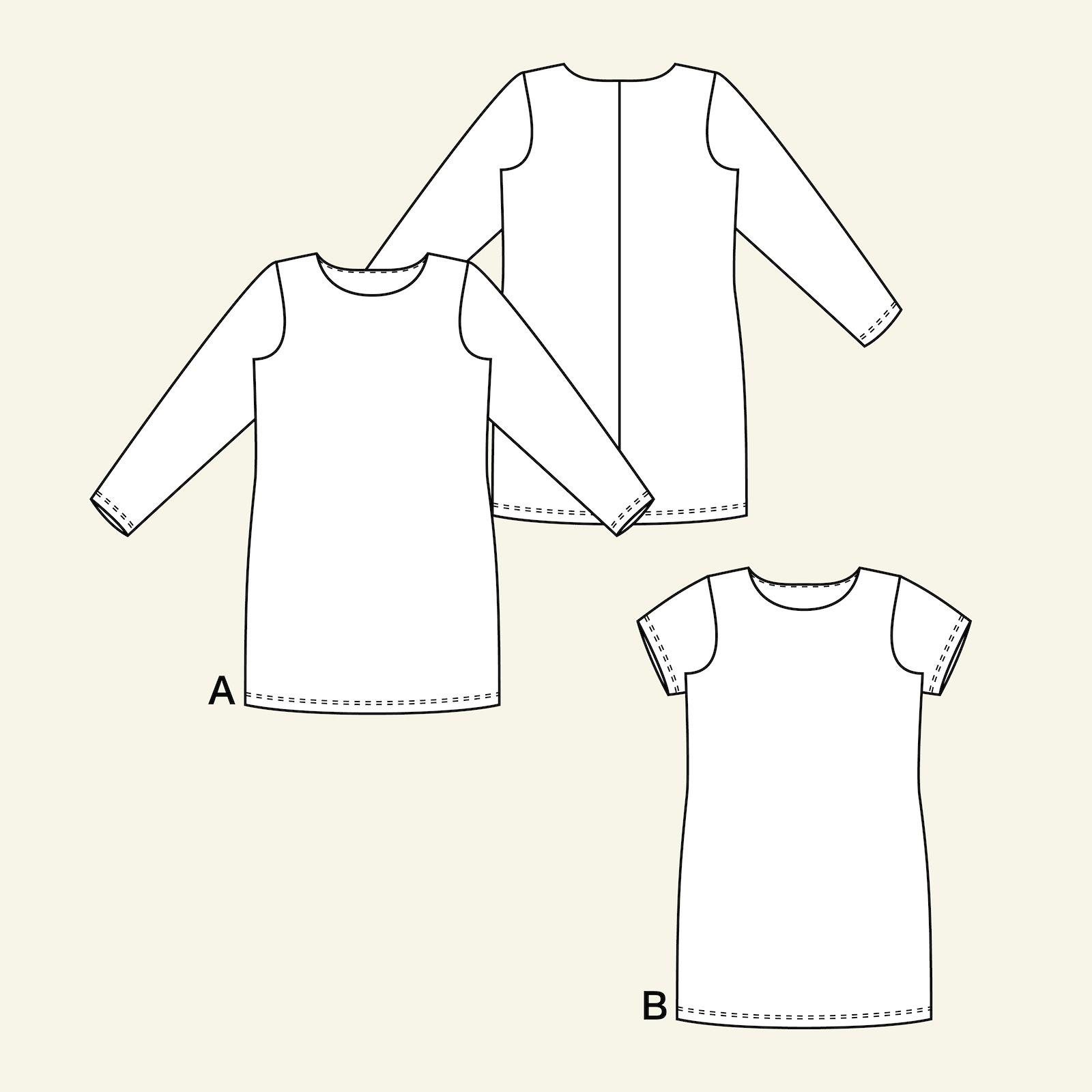 Dress, 46/18 p23112_pack