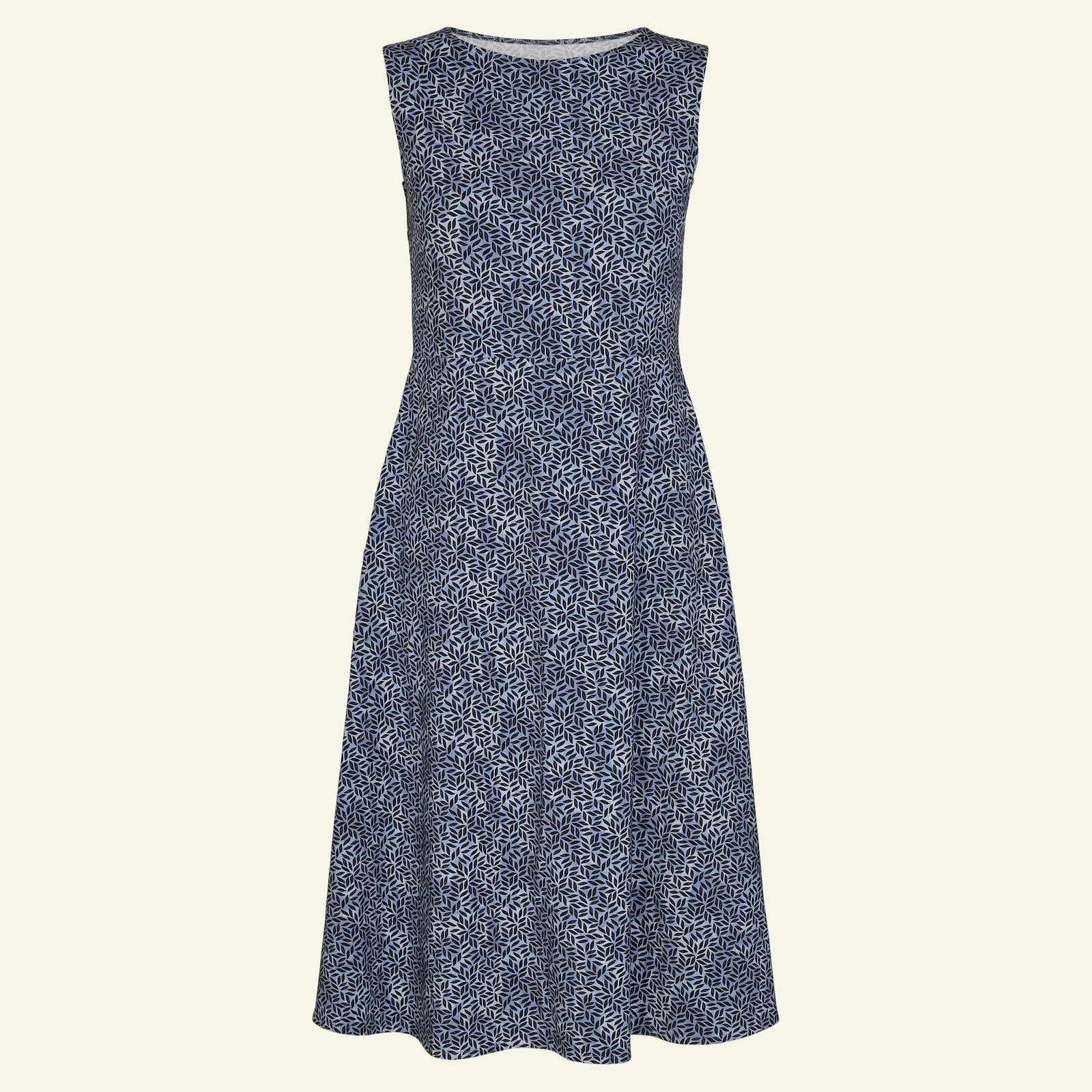 Dress with a full skirt, 46/18 p23154_272689_sskit