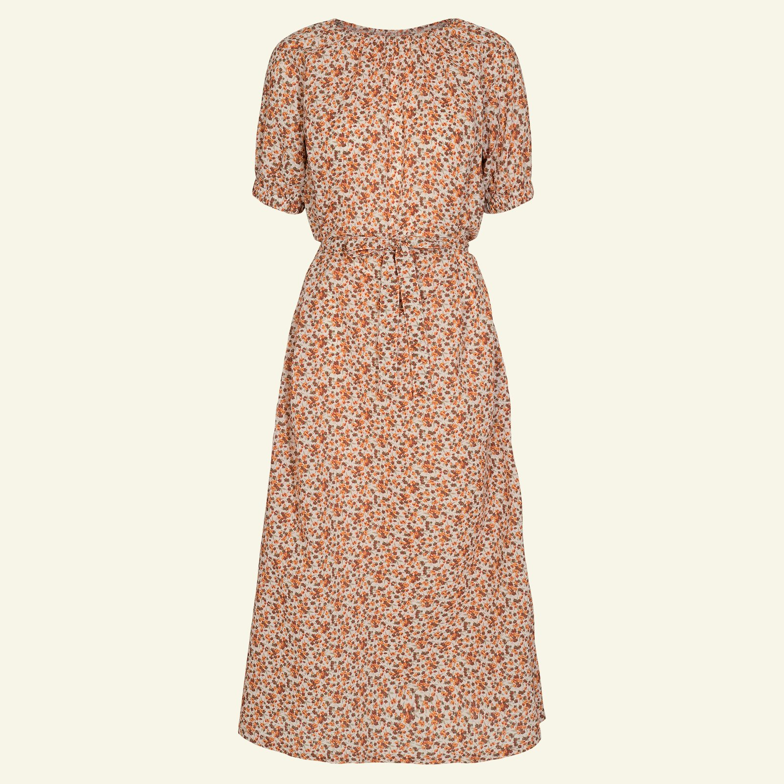 Dress with belt and blouse p23167_580052_sskit