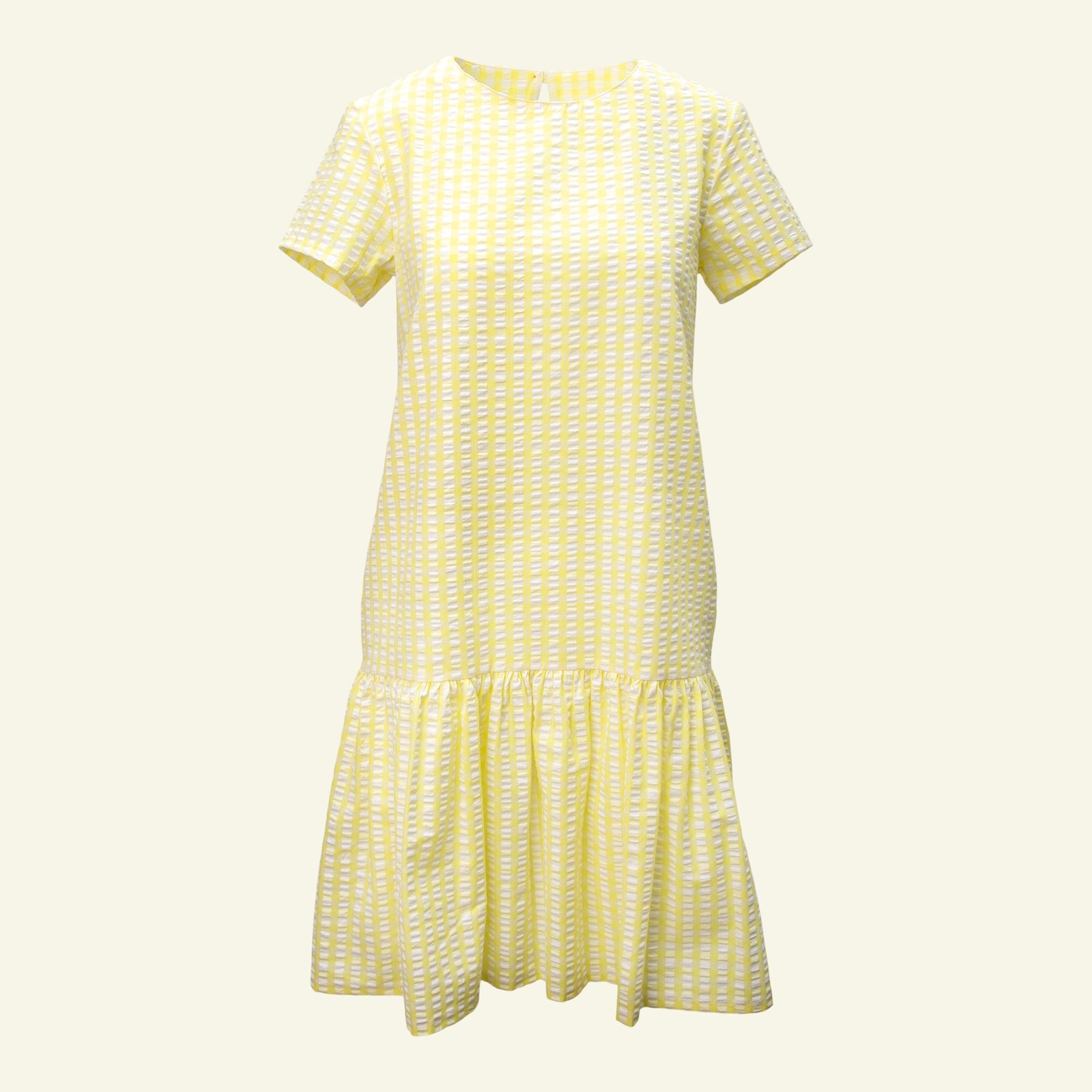 Dress with flounce and blouse, 44/16 p23145_580046_sskit