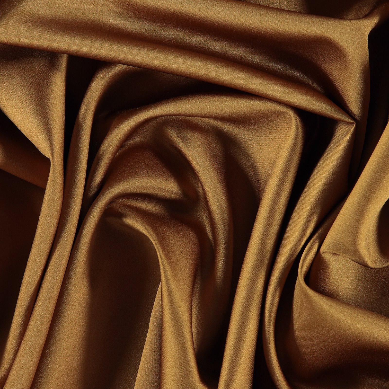 Duchess satin dark golden brown 620506_pack