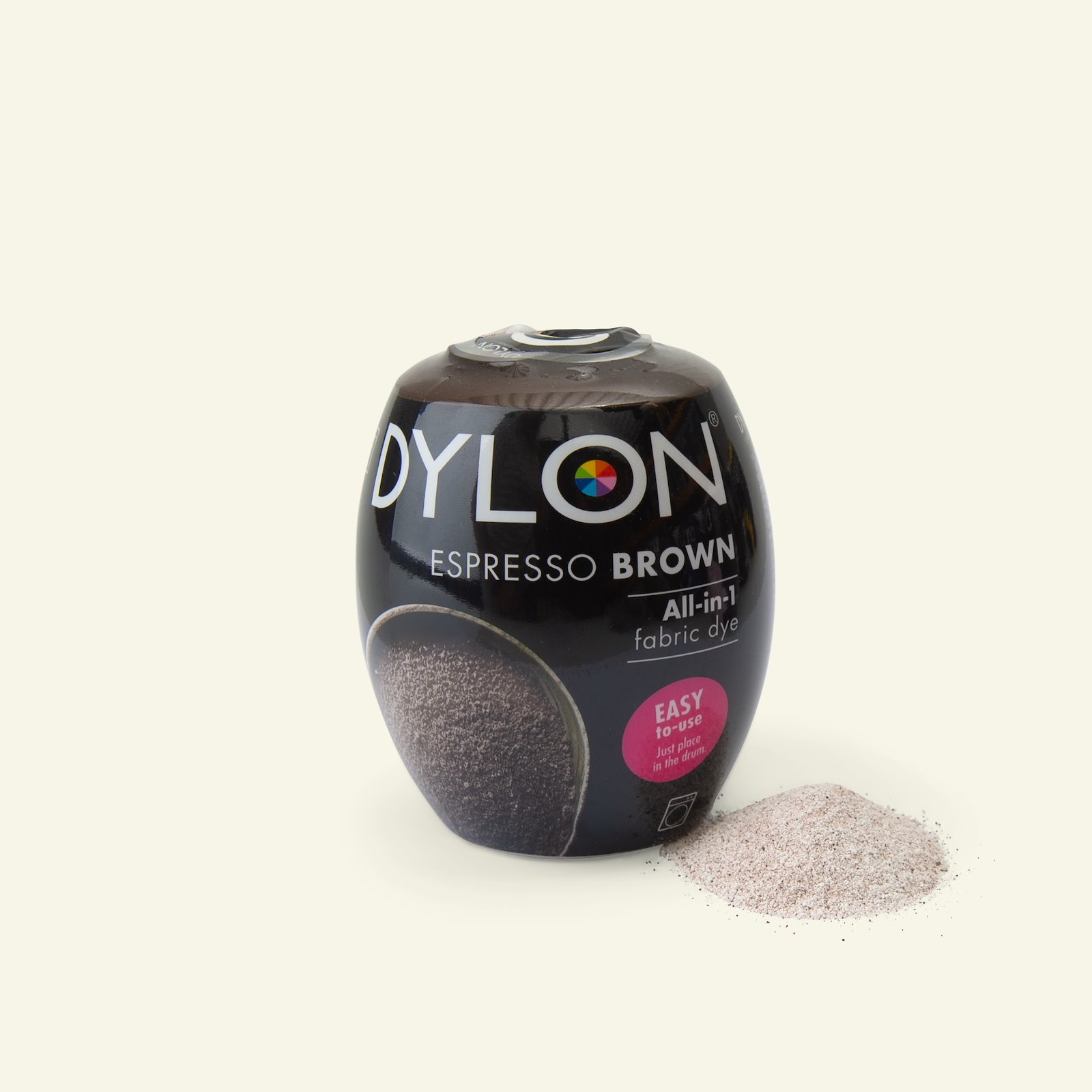 Dylon fabric dye for machine brown 29705_pack