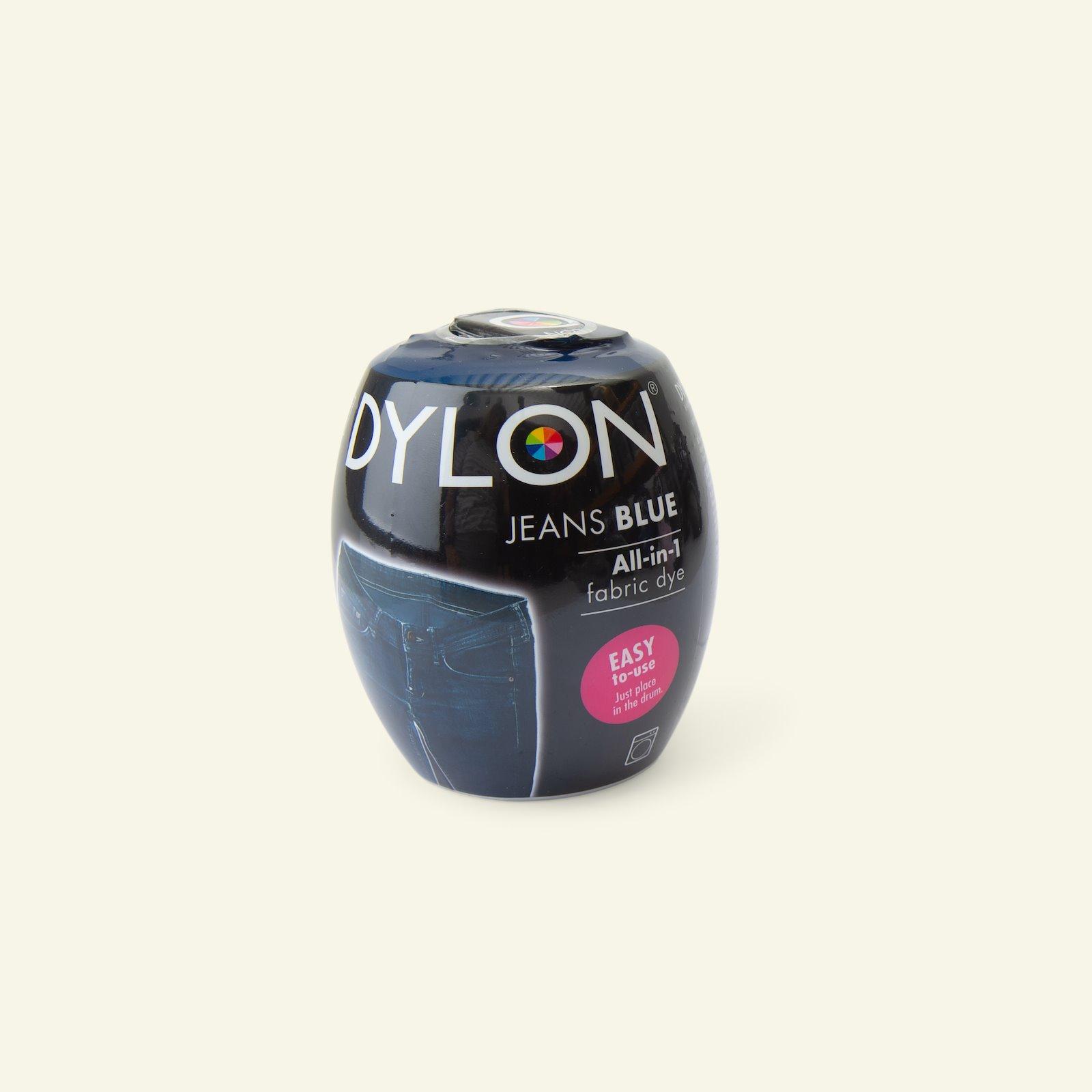 Dylon fabric dye for machine dark blue 29711_pack_b