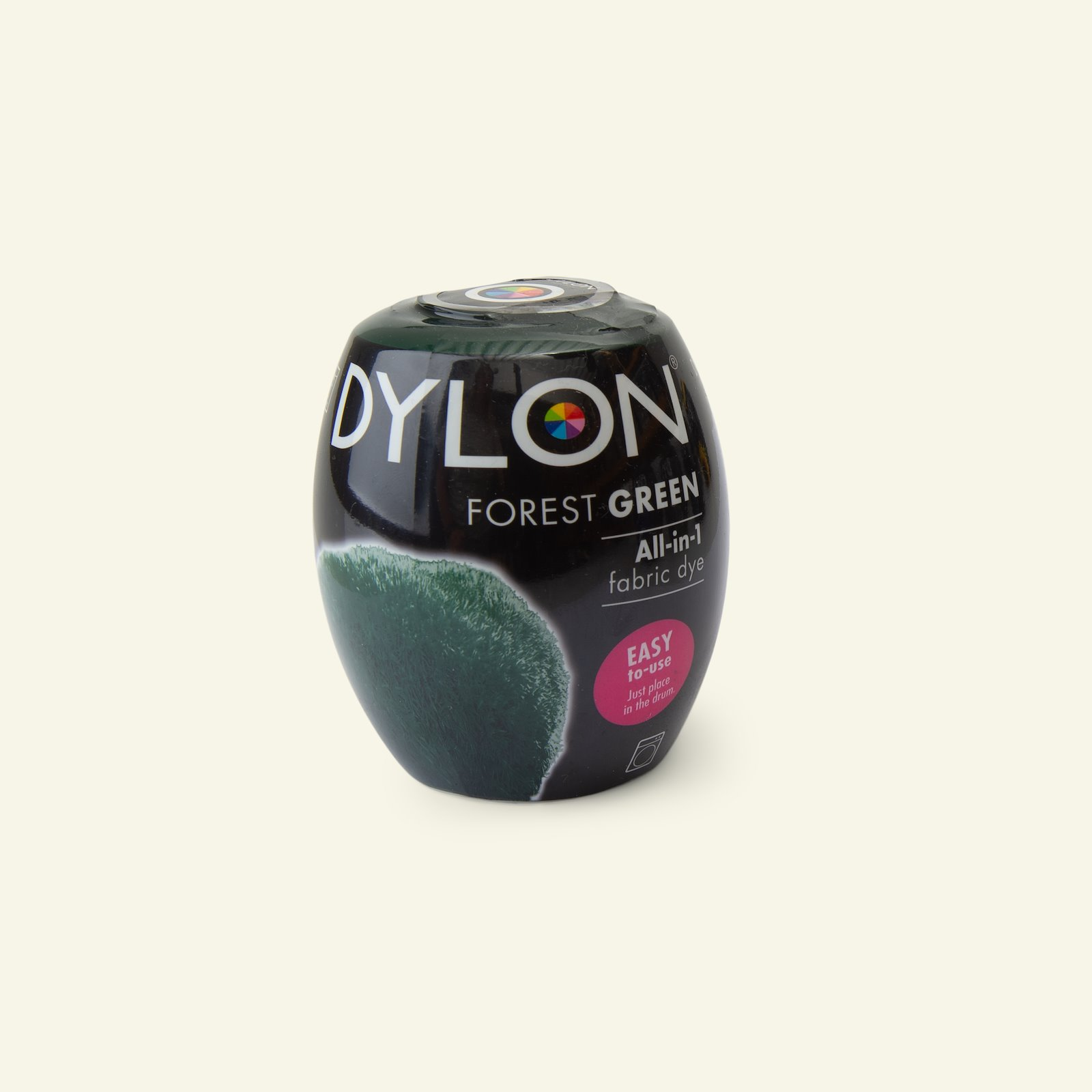 Dylon fabric dye for machine dark green 29704_pack_b