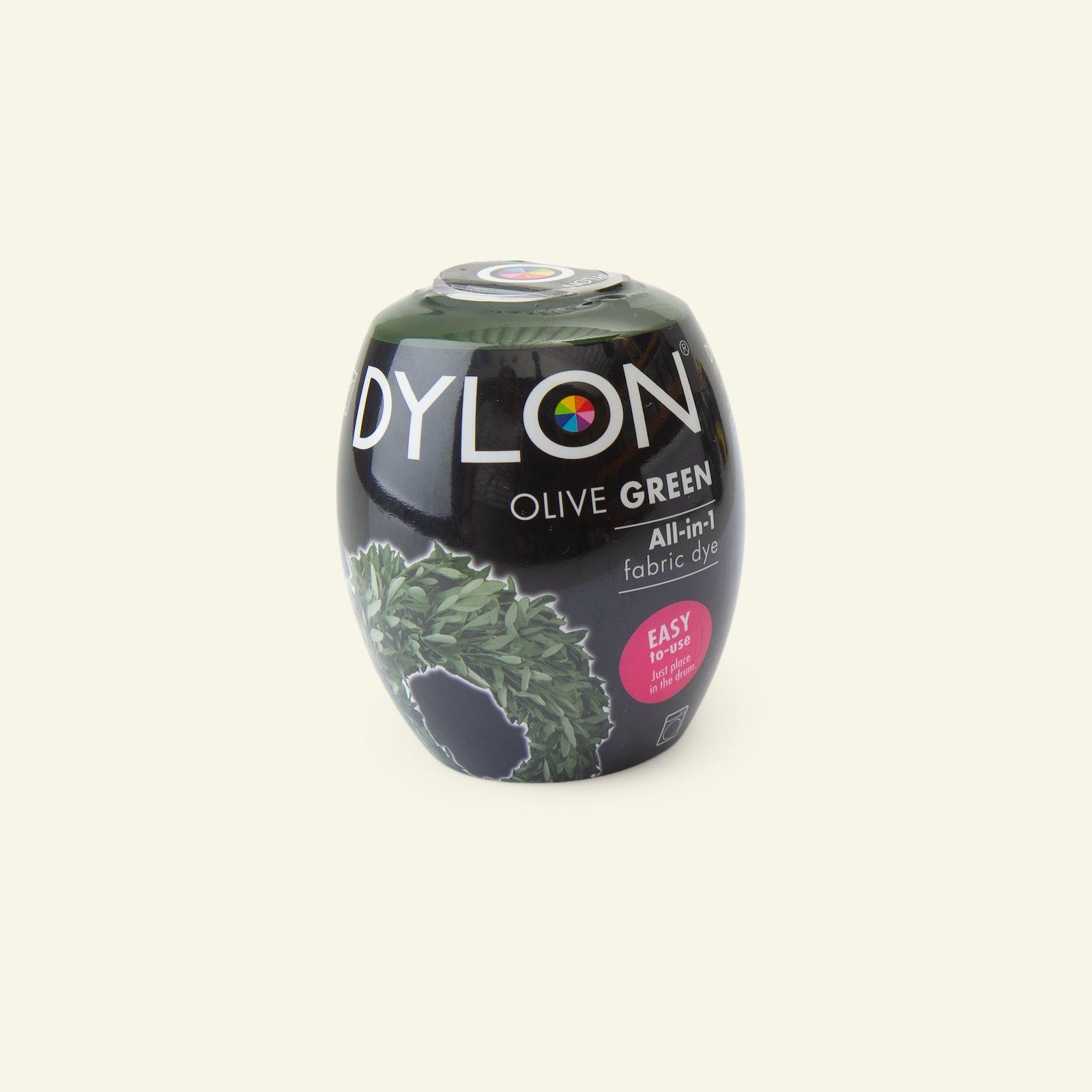 Dylon fabric dye for machine green 29709_pack_b