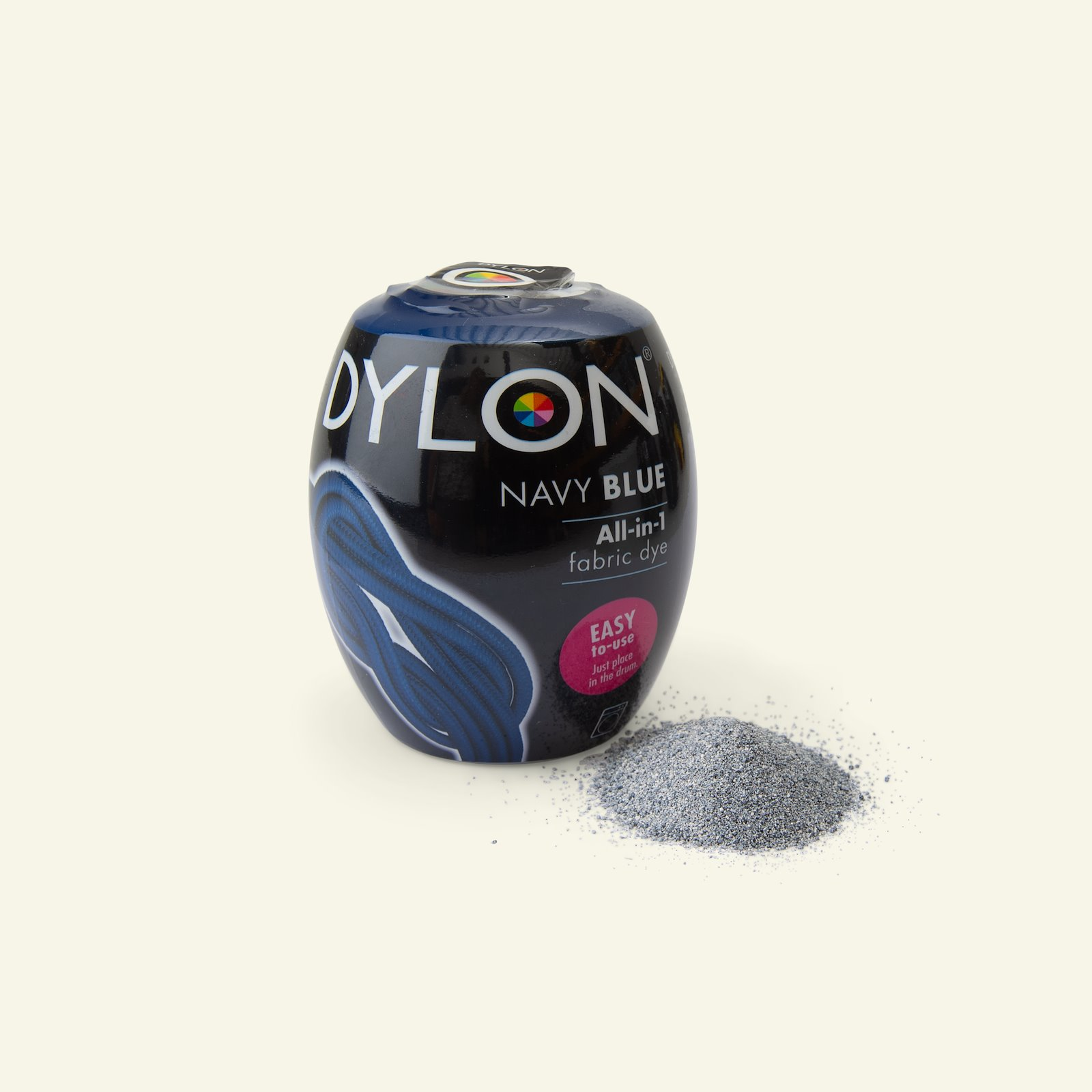 Dylon fabric dye for machine navy 29703_pack