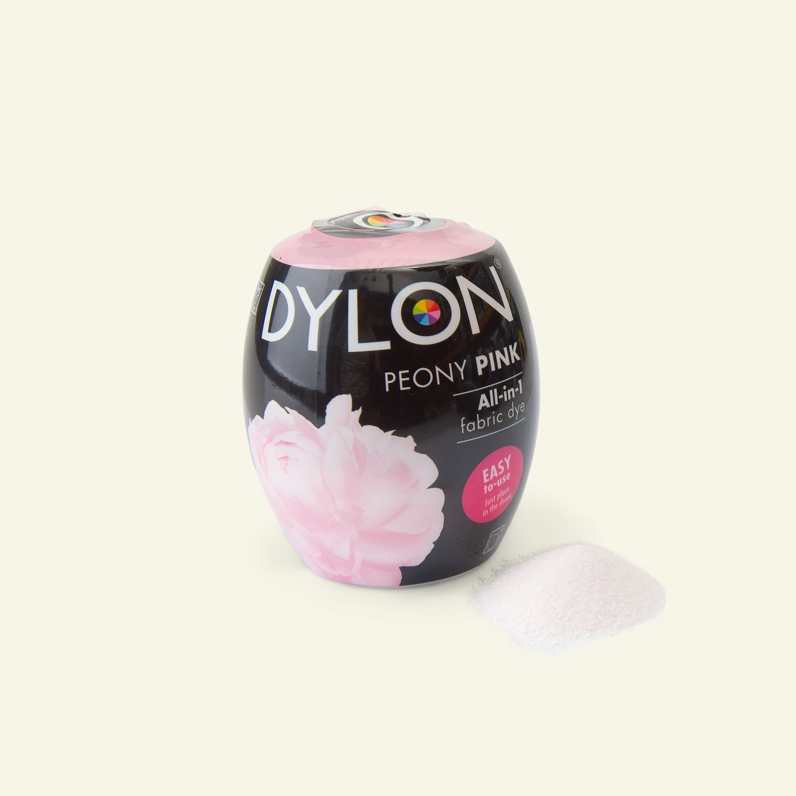 Dylon fabric dye for machine pink 29702_pack