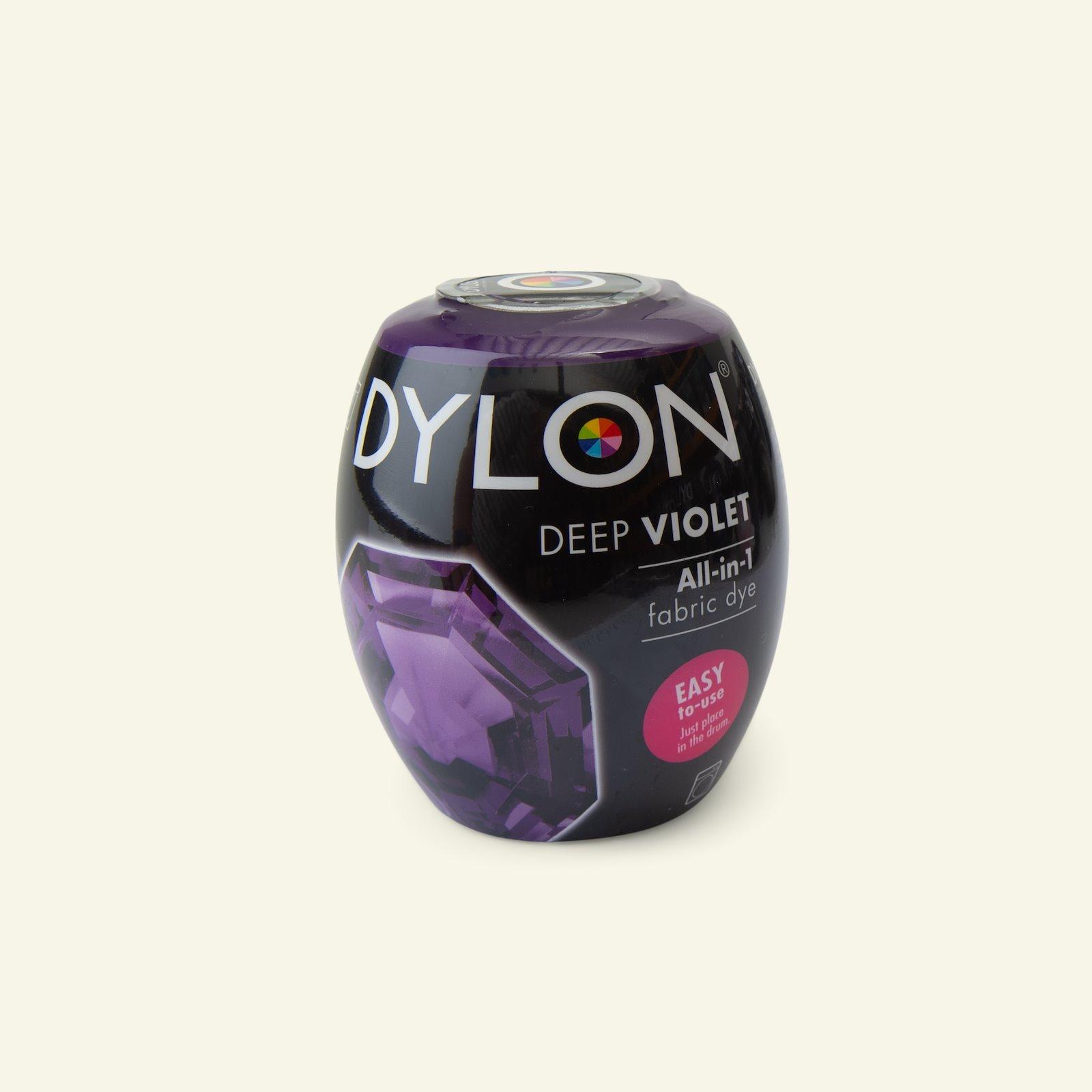 Dylon fabric dye for machine purple 29708_pack_b
