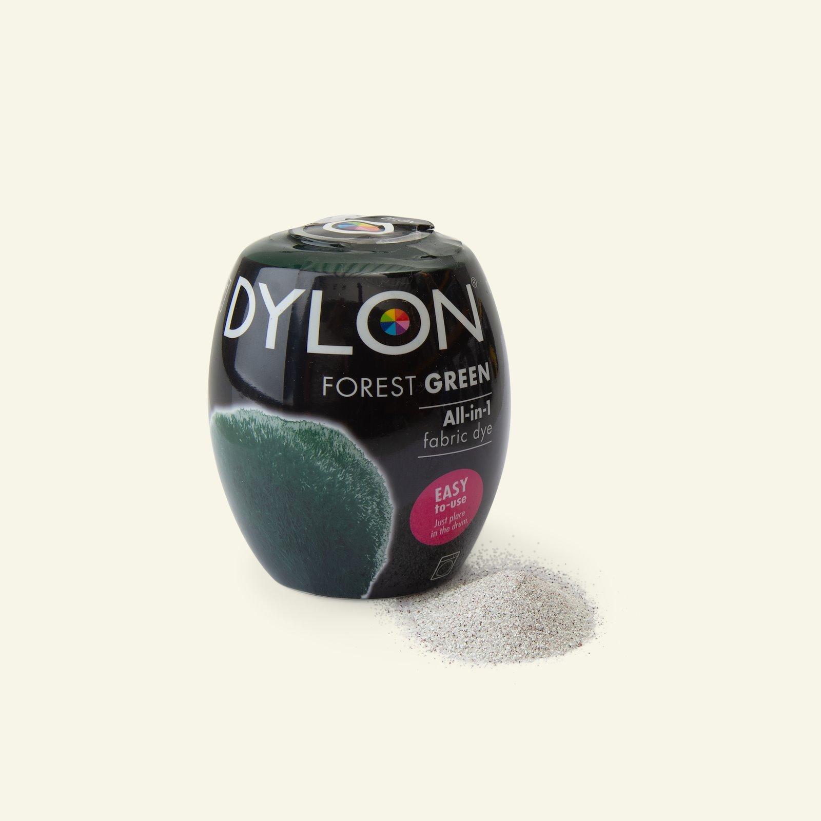 Dylon Maschinenfarbe, Dunkelgrün 29704_pack
