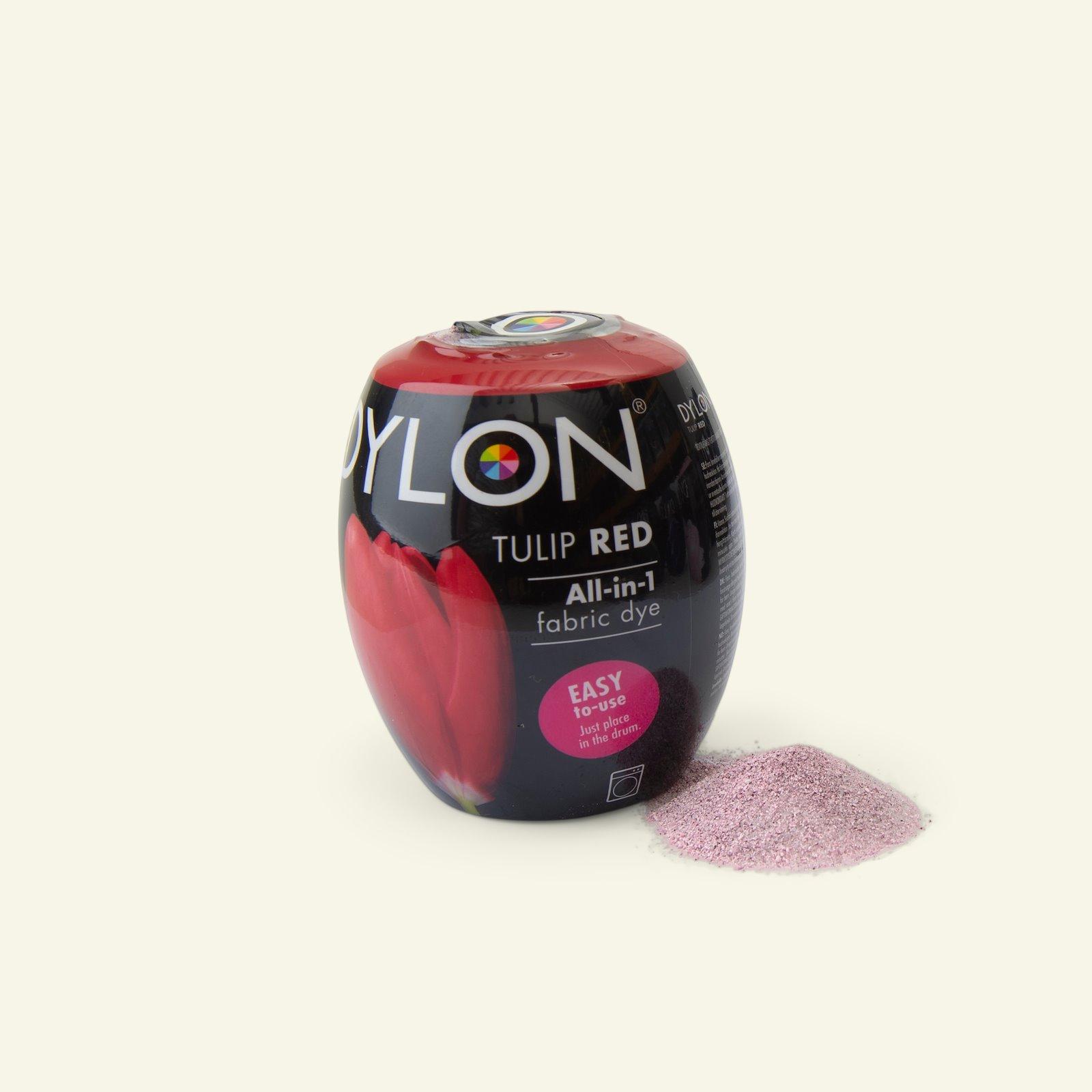 Dylon Maschinenfarbe, Rot 29710_pack