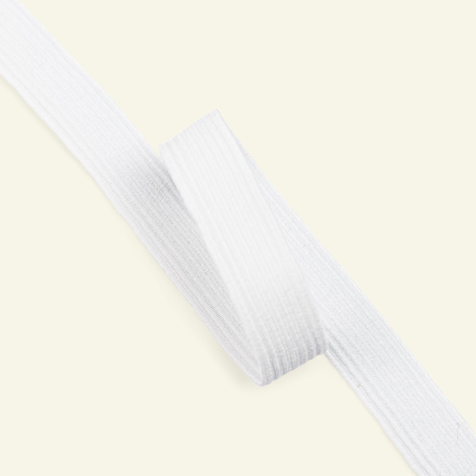 Elastic 15mm white 10m 3501501_pack